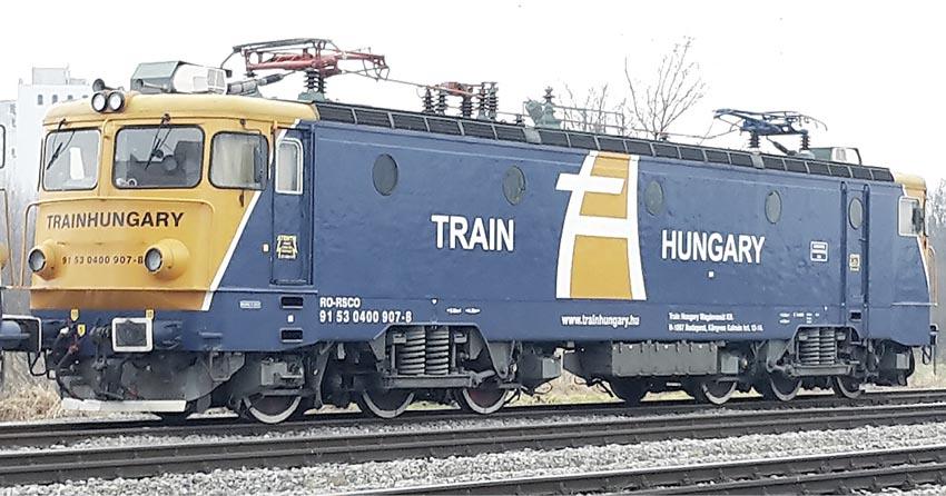 AFERA TRAIN HUNGARY Počinje rat protiv prijevoznika MOL-ove nafte
