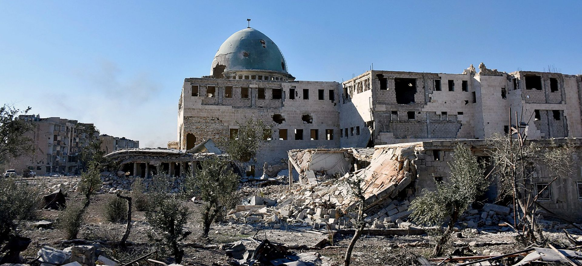 Pobunjenici u Alepu traže primirje, Rusija otvorena za razgovore o povlačenju