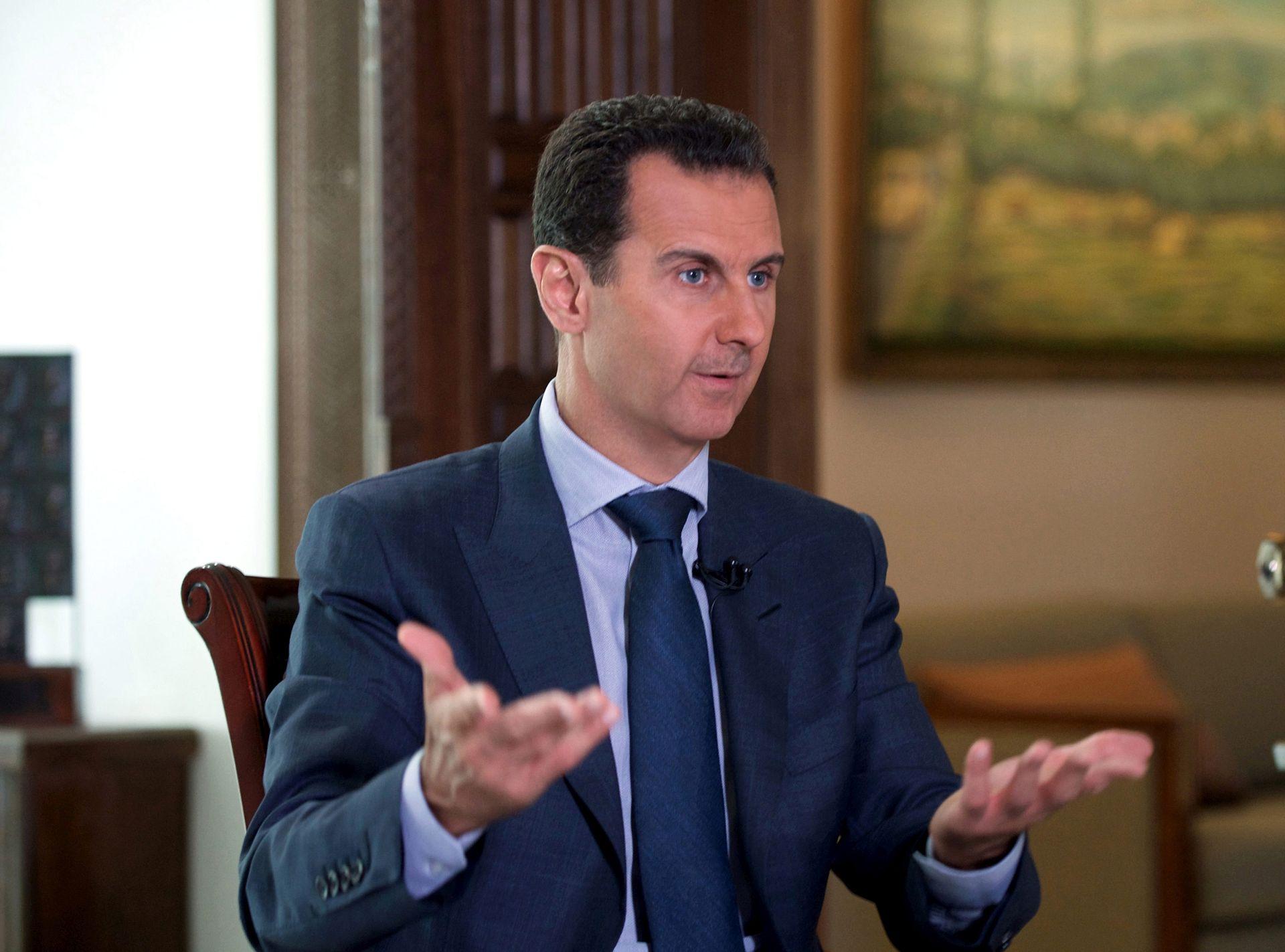ASSAD: 'Trump bi mogao postati prirodni saveznik Damaska'