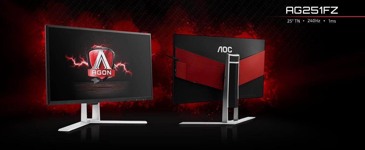 AOC monitor idealan za igrice