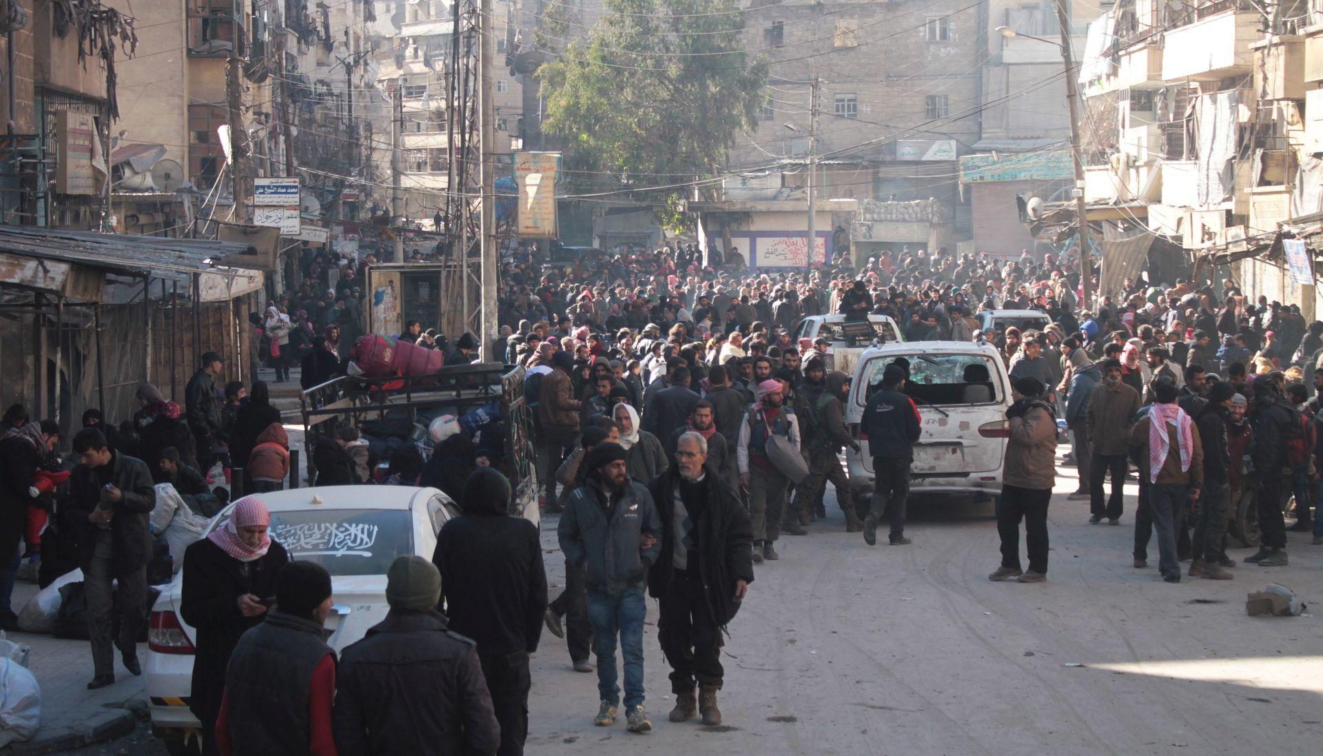 VIJEĆE SIGURNOSTI UN-a: Danas glasovanje o nadzoru evakuacije civila iz Alepa
