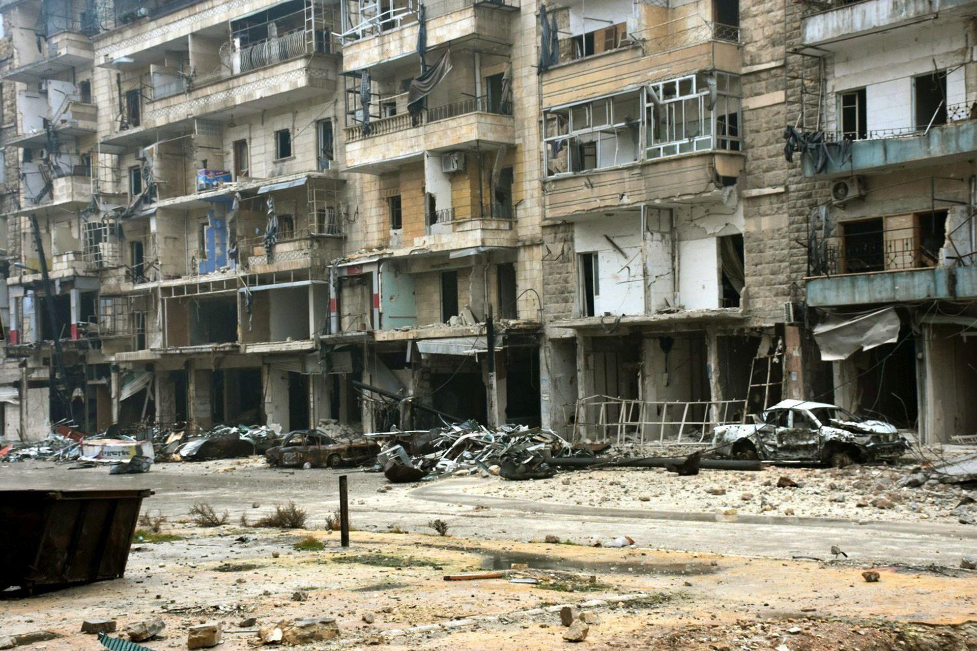 ZASAD BEZ REZULTATA: Još se uvijek pregovara o izlasku pobunjenika iz Alepa