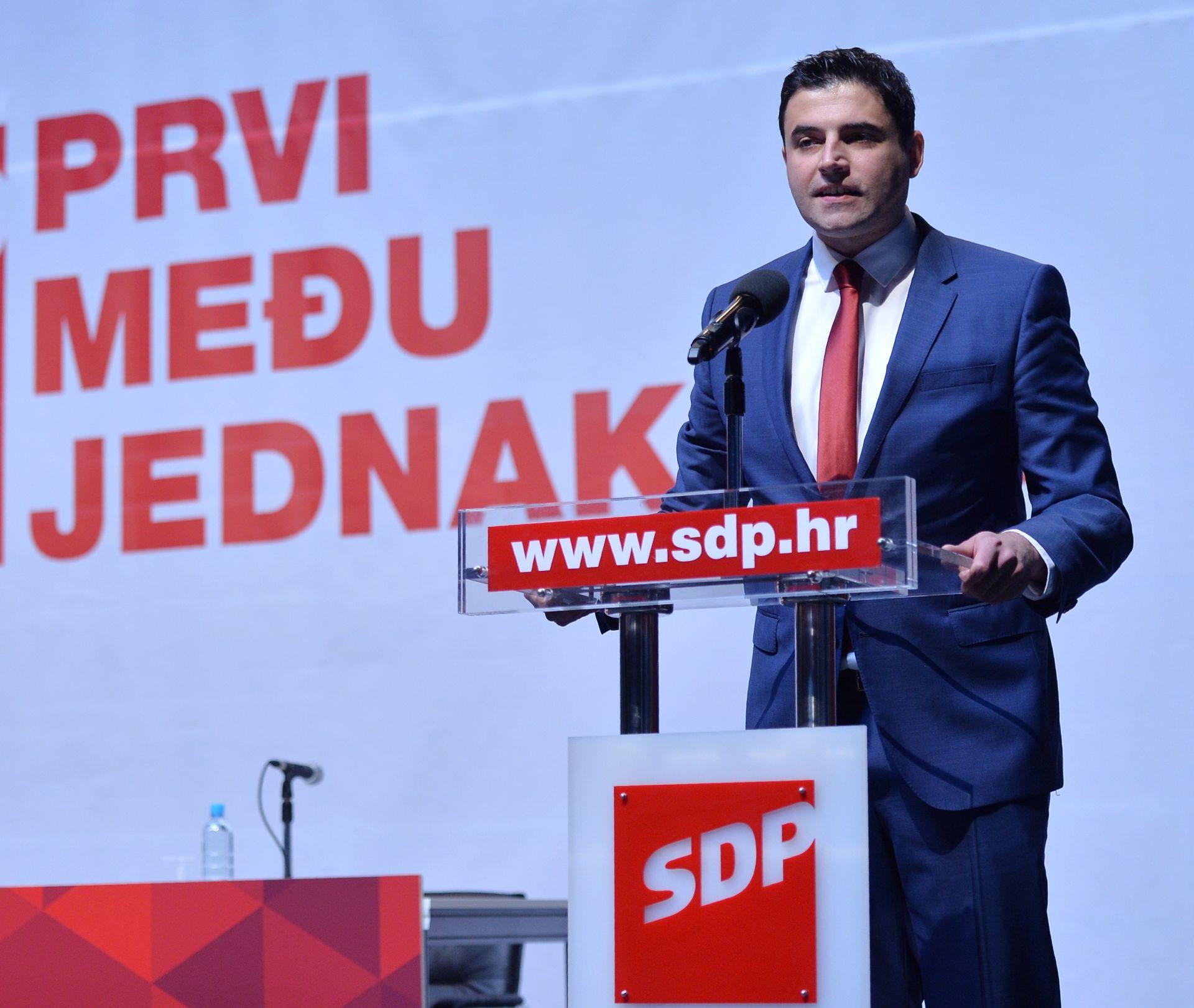 BERNARDIĆ: 'Od sutra treba pobijediti pozitivna energija koja će potaknuti najbolje u Hrvatskoj'