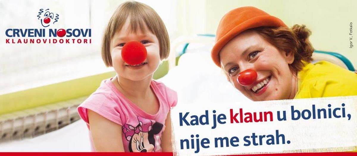 Akcija 'Donesite i vi osmijeh u bolnice' ove godine za djecu u Osijeku, Vinkovcima i Vukovaru