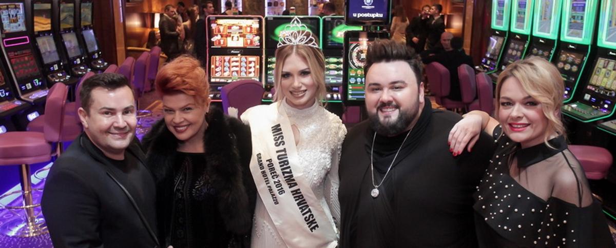 FOTO: Mia Begović, Jacques Houdek i Mia Kovačić na otvorenju Diamond Palacea