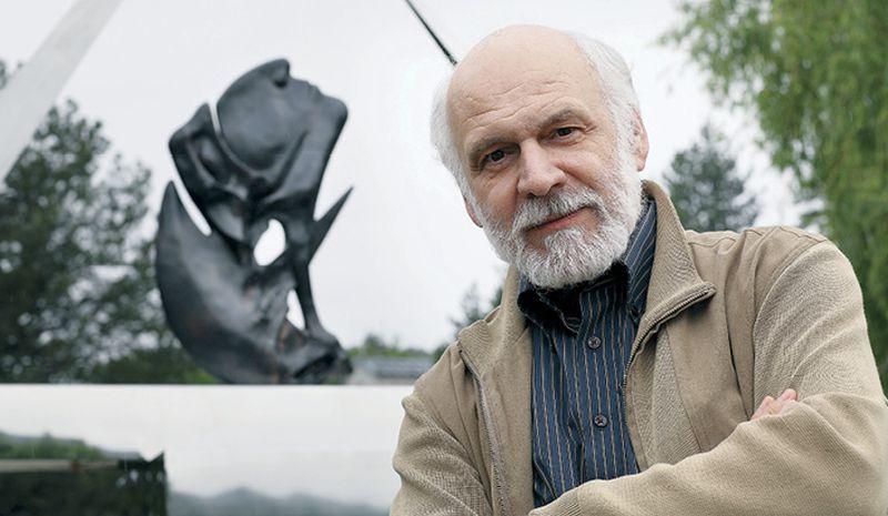 Slika 'Raspeće' Dimitrija Popovića na velikoj skupnoj pariškoj izložbi