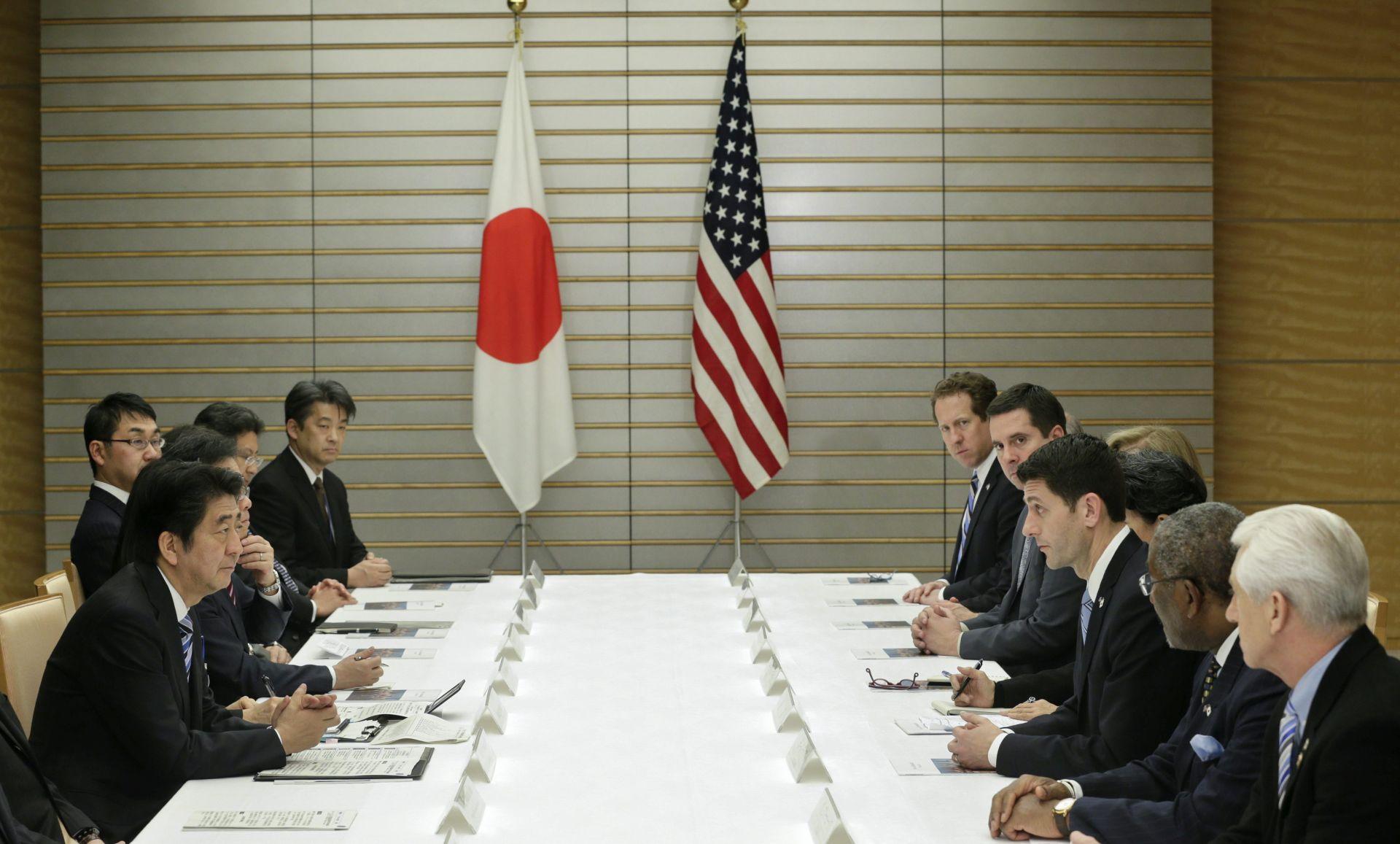 Japanski parlament ratificirao TPP
