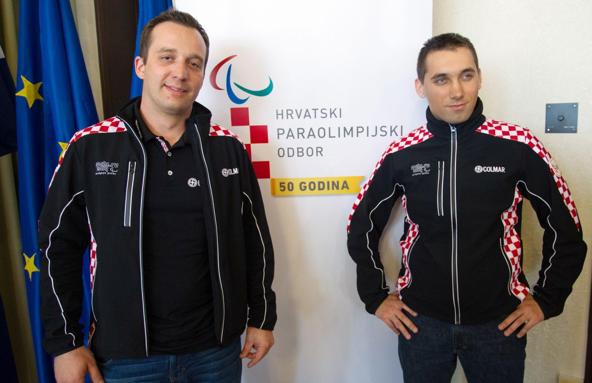 Parolimpijac Damir Mizdrak drugi u slalomu, Eva Goluža četvrta