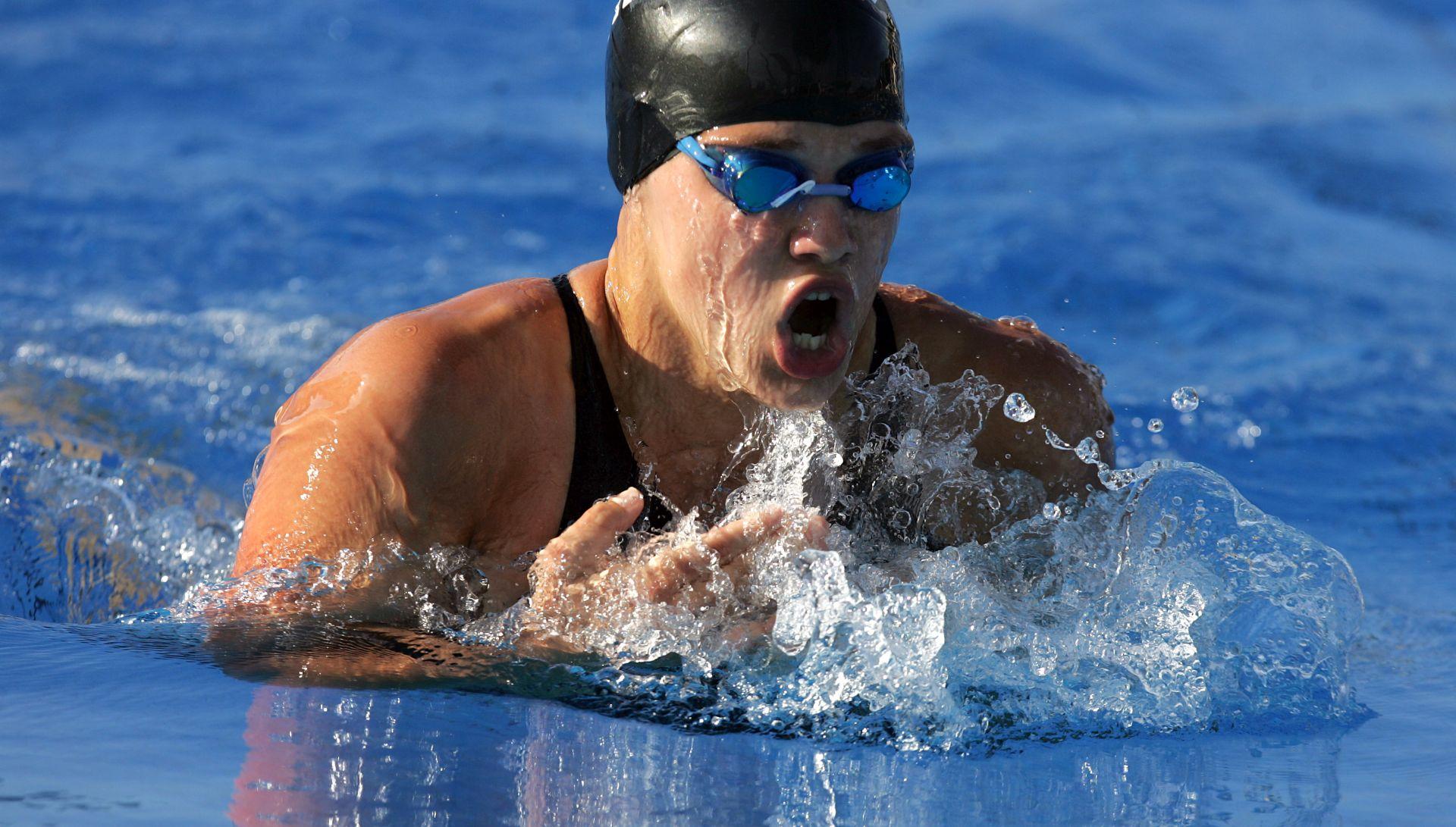 SP plivanje (25 m): Lončar 16. na 200 leđno, Ana Radić 18. na 200 prsno