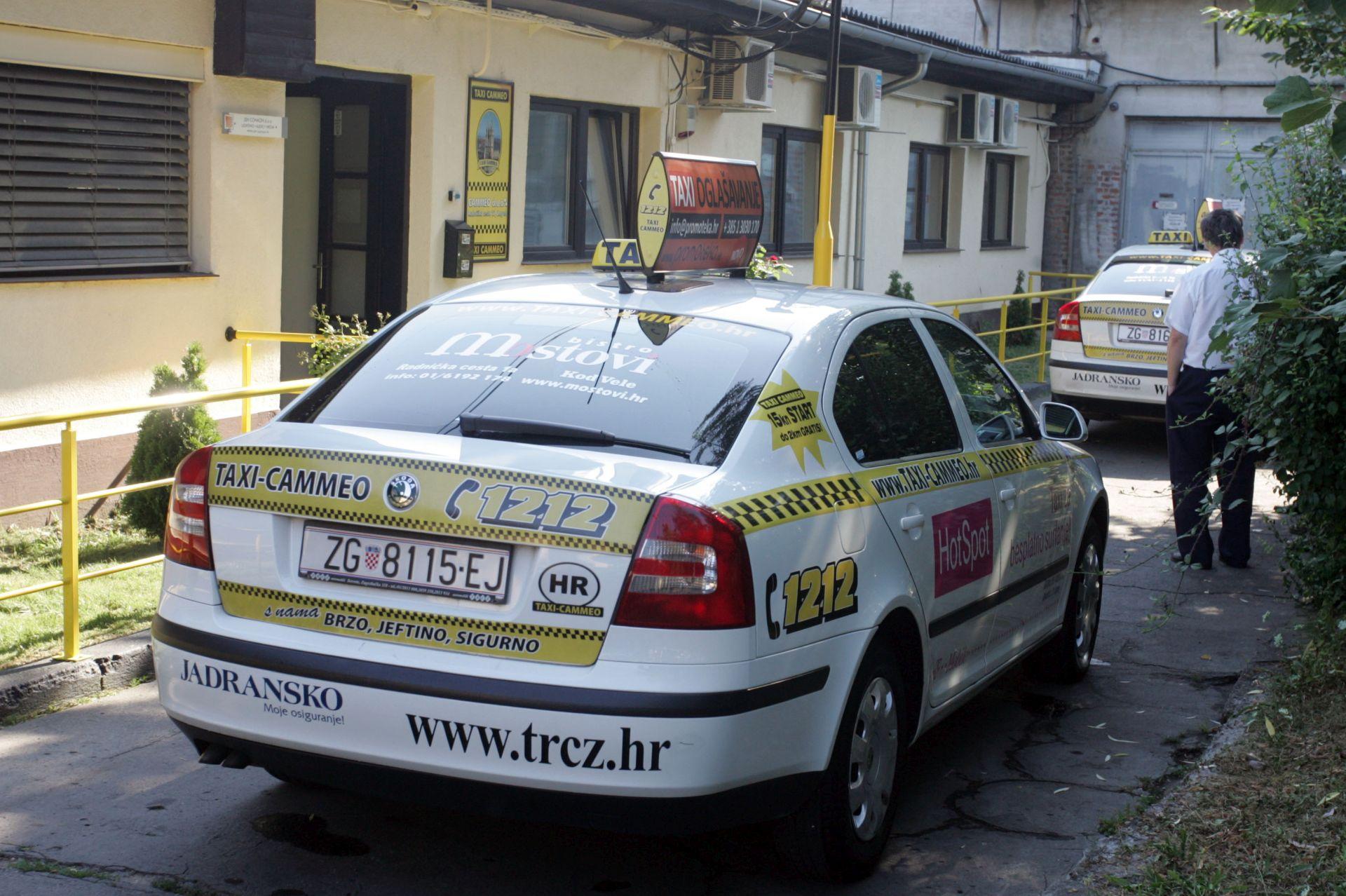 Cammeo uz potporu splitskih vijećnika traži liberalizaciju autotaksi prijevoza