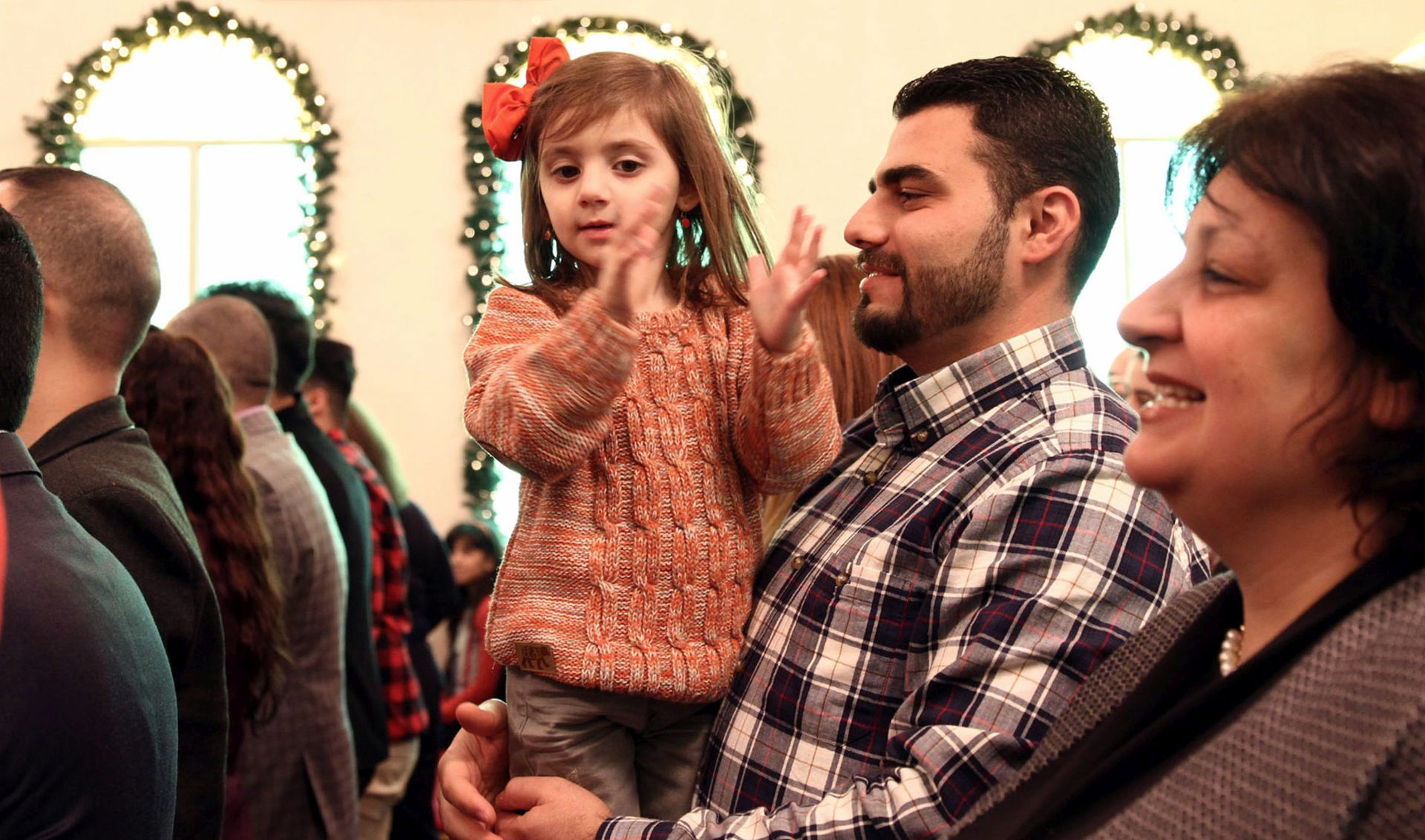 Kršćani u Iraku ponovno slave Božić u svojoj crkvi