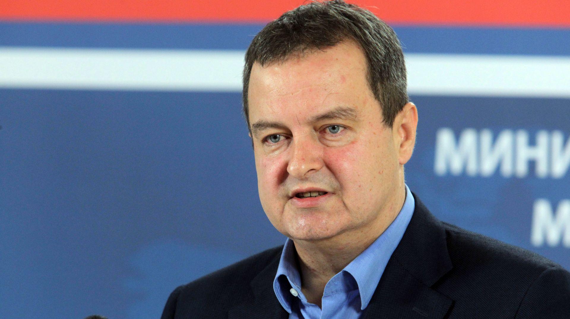 Dačić oštro kritizirao Hrvatsku, nešto manje Bugarsku i EU
