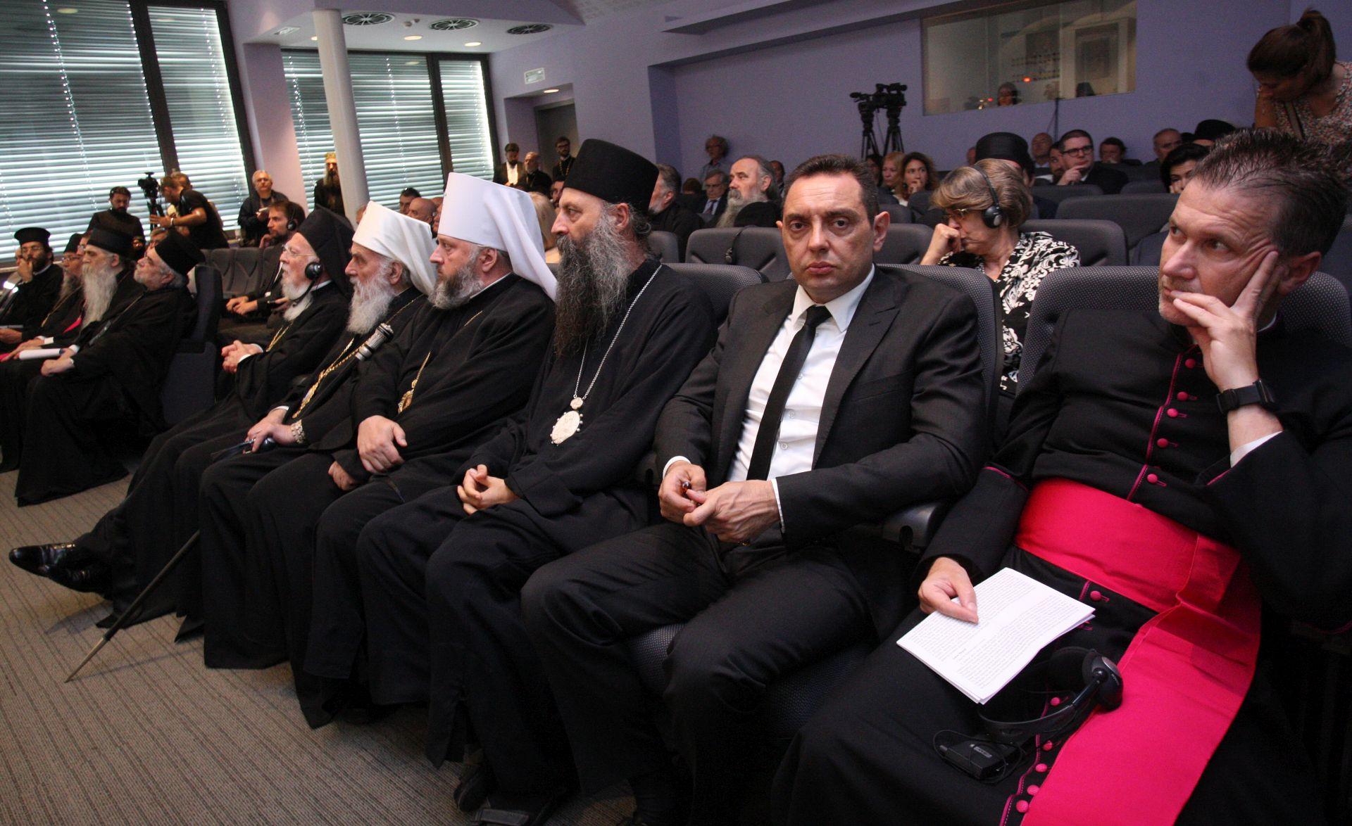 """BARTOLOMEJ ĐUKANOVIĆU """"U Crnoj Gori priznajem samo Srpsku pravoslavnu crkvu"""""""