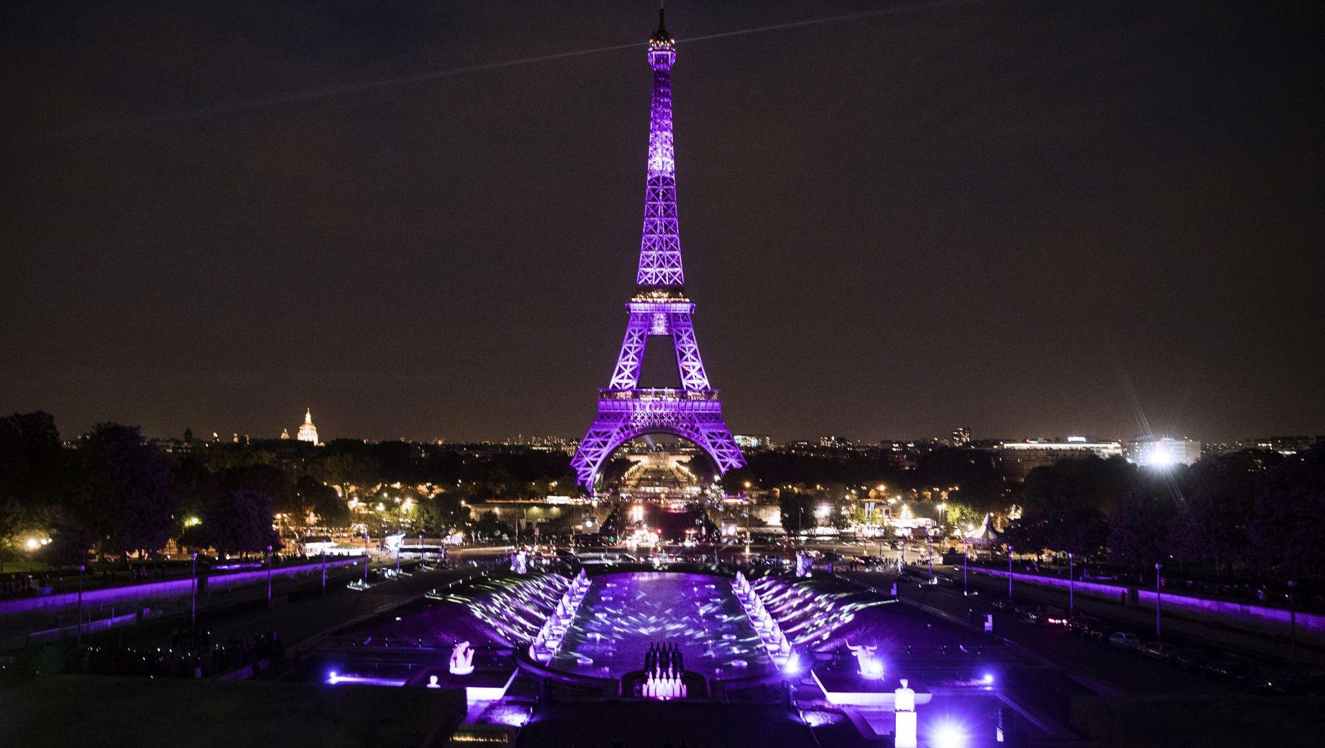 Nastavlja se štrajk osoblja Eiffelova tornja
