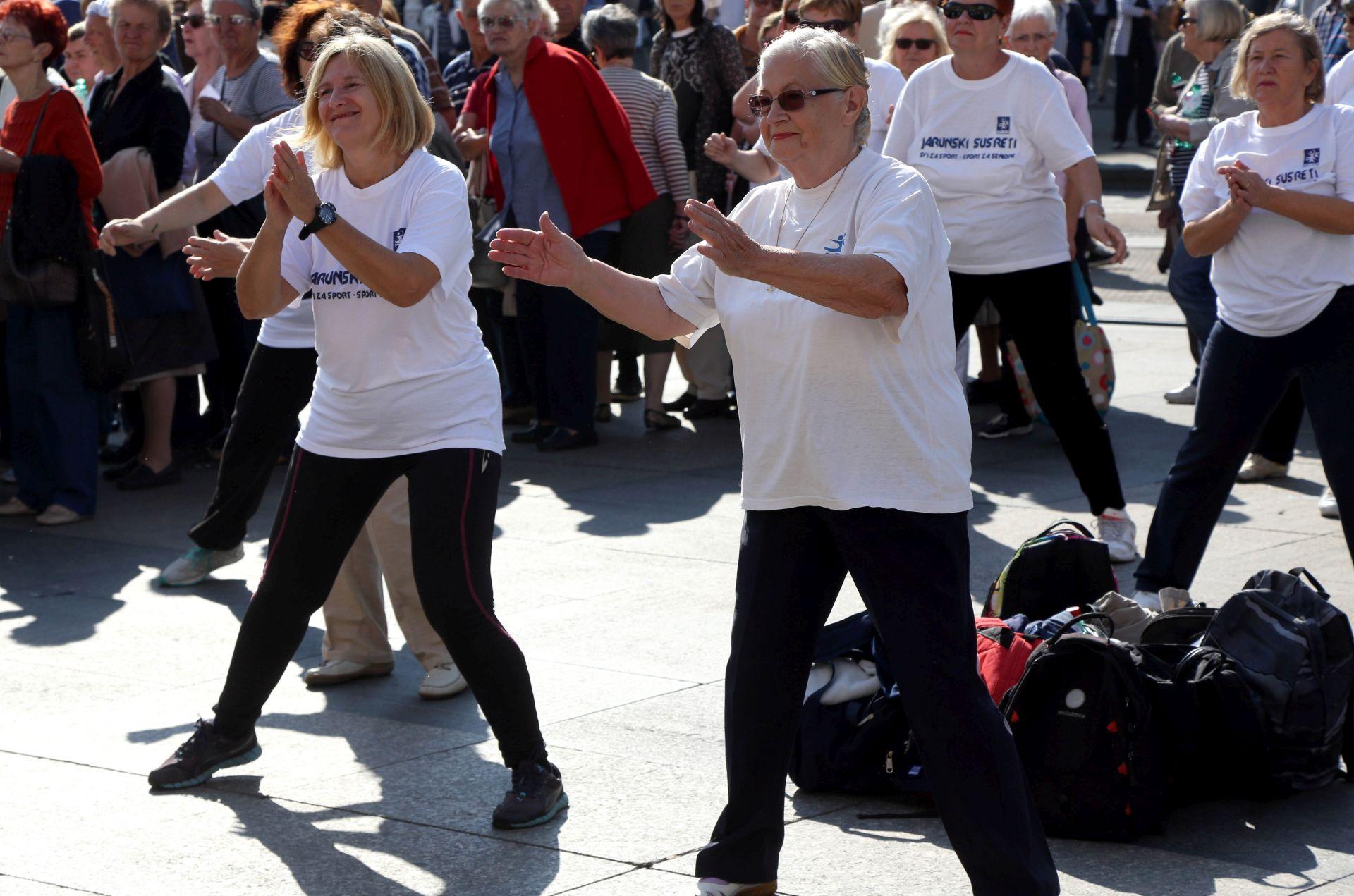 Grad Zagreb dobio status Referentnog mjesta za aktivno i zdravo starenje