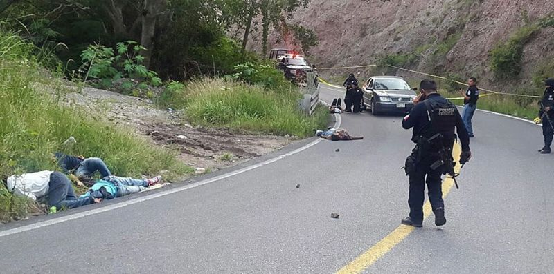 MEKSIKO 13 mrtvih u okršajima narko bandi