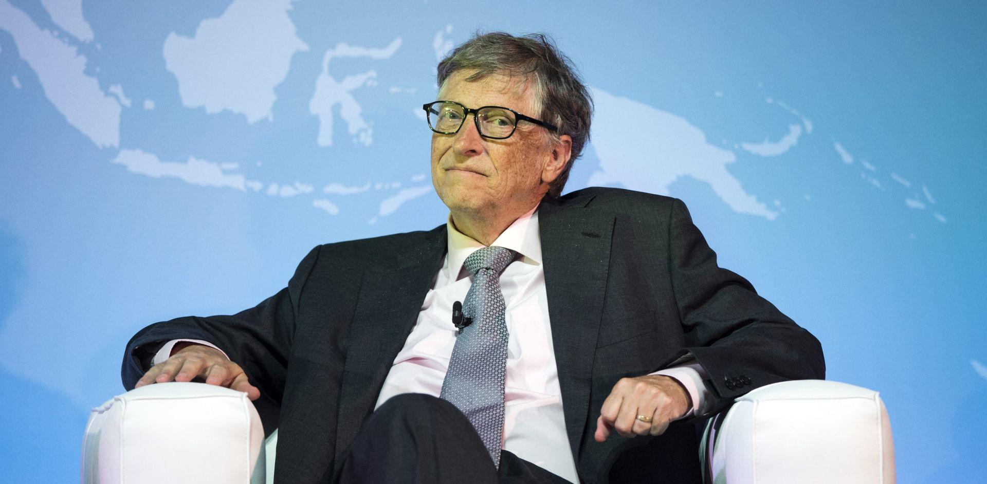 Bill Gates upozorio na pandemiju gripe