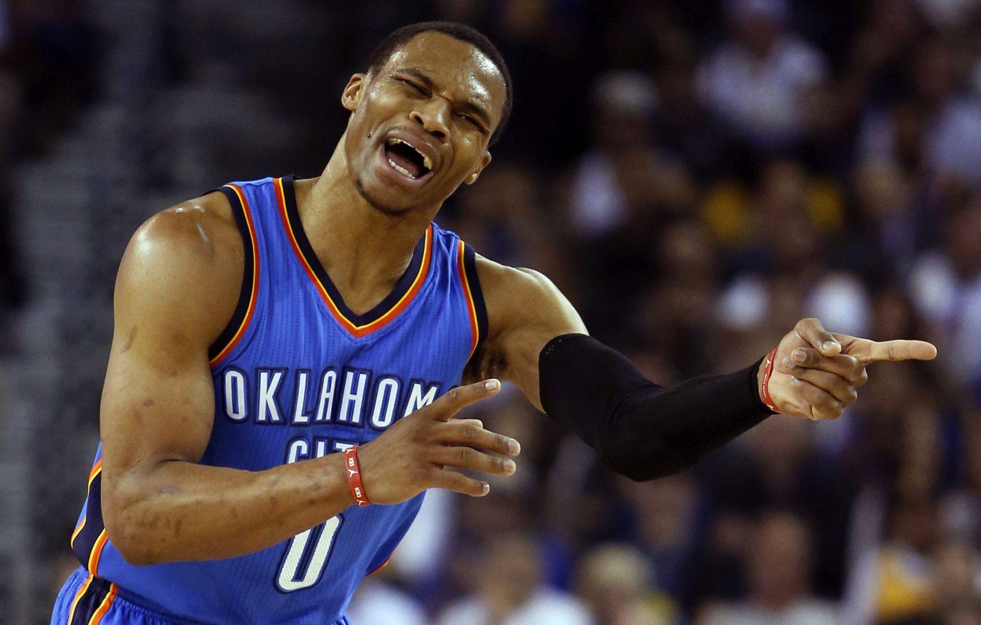 NBA Nezaustavljivi Westbrook upisao četvrti triple-double zaredom