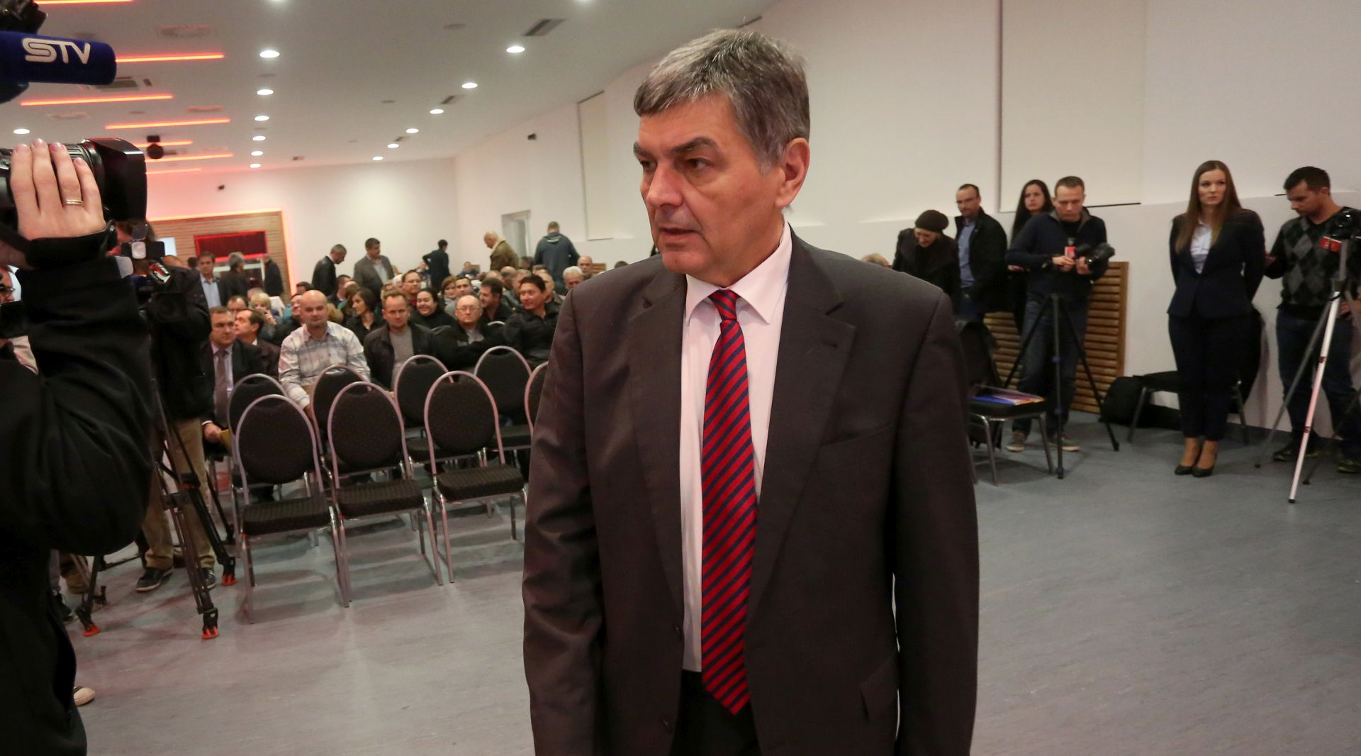 HDSSB-ovi disidenti za predsjednika stranke izabrali Vladimira Šišljagića