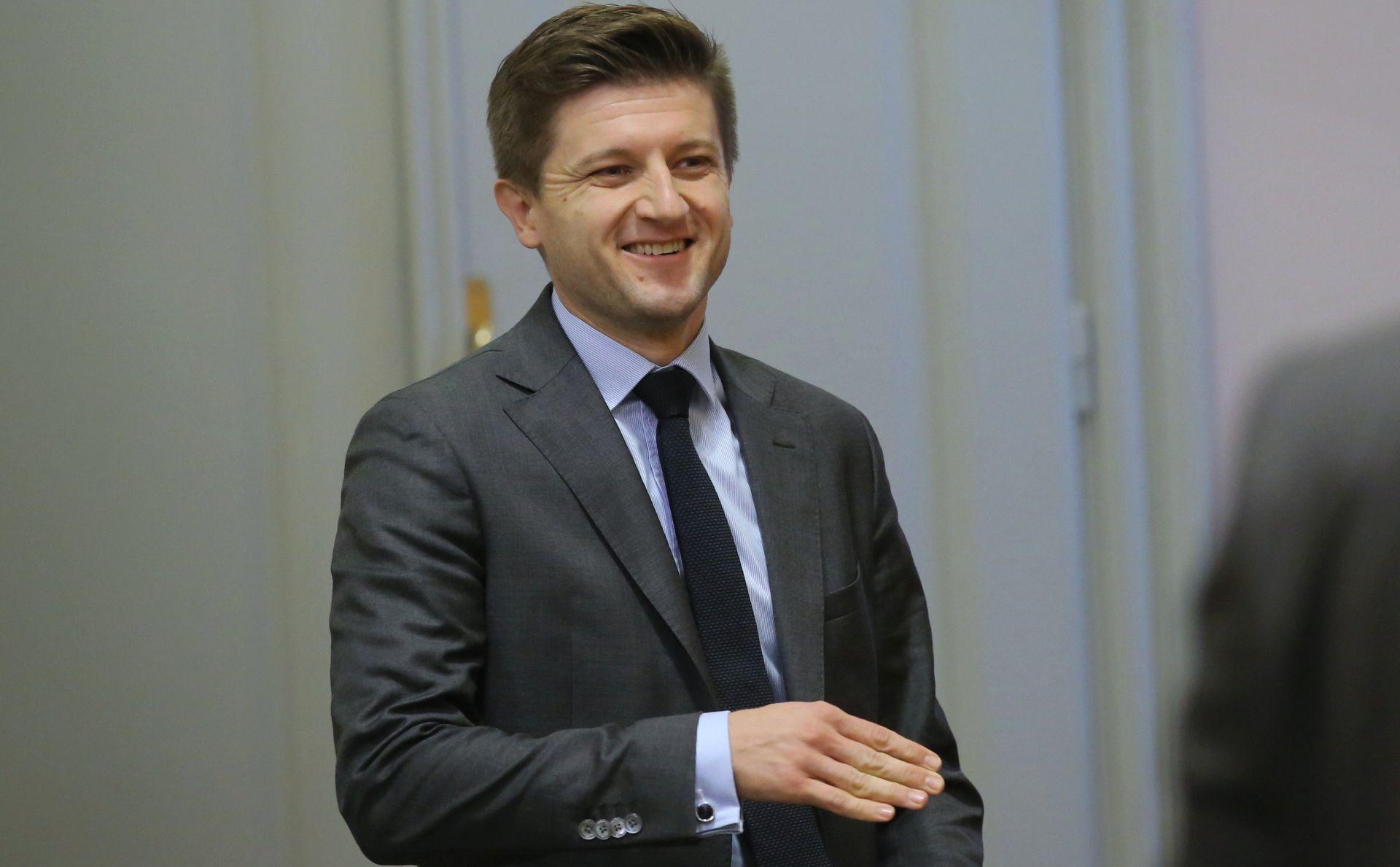 Z. MARIĆ Pri aktivaciji državne imovine Vlada će se voditi nacionalnim interesima