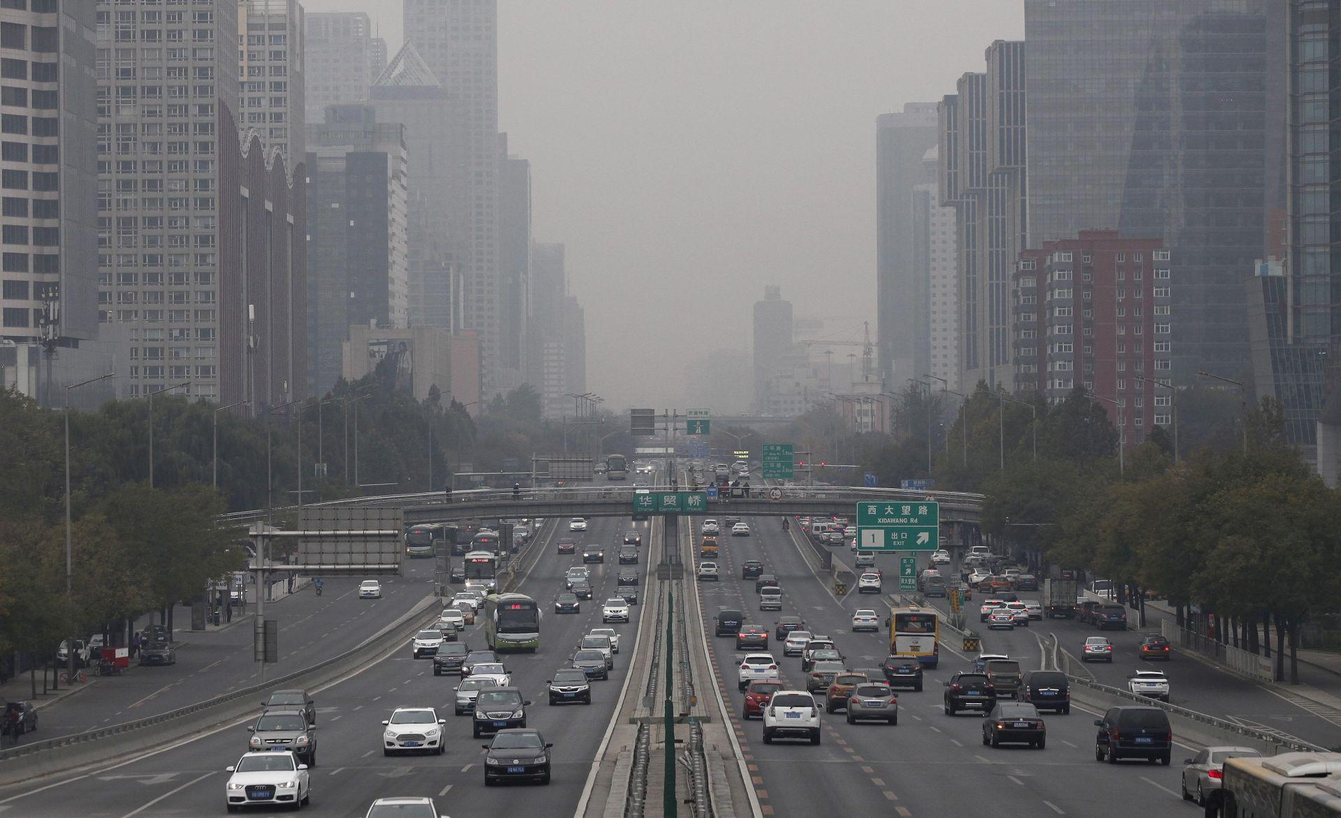 Prva 'crvena uzbuna' u Pekingu ove godine zbog smoga
