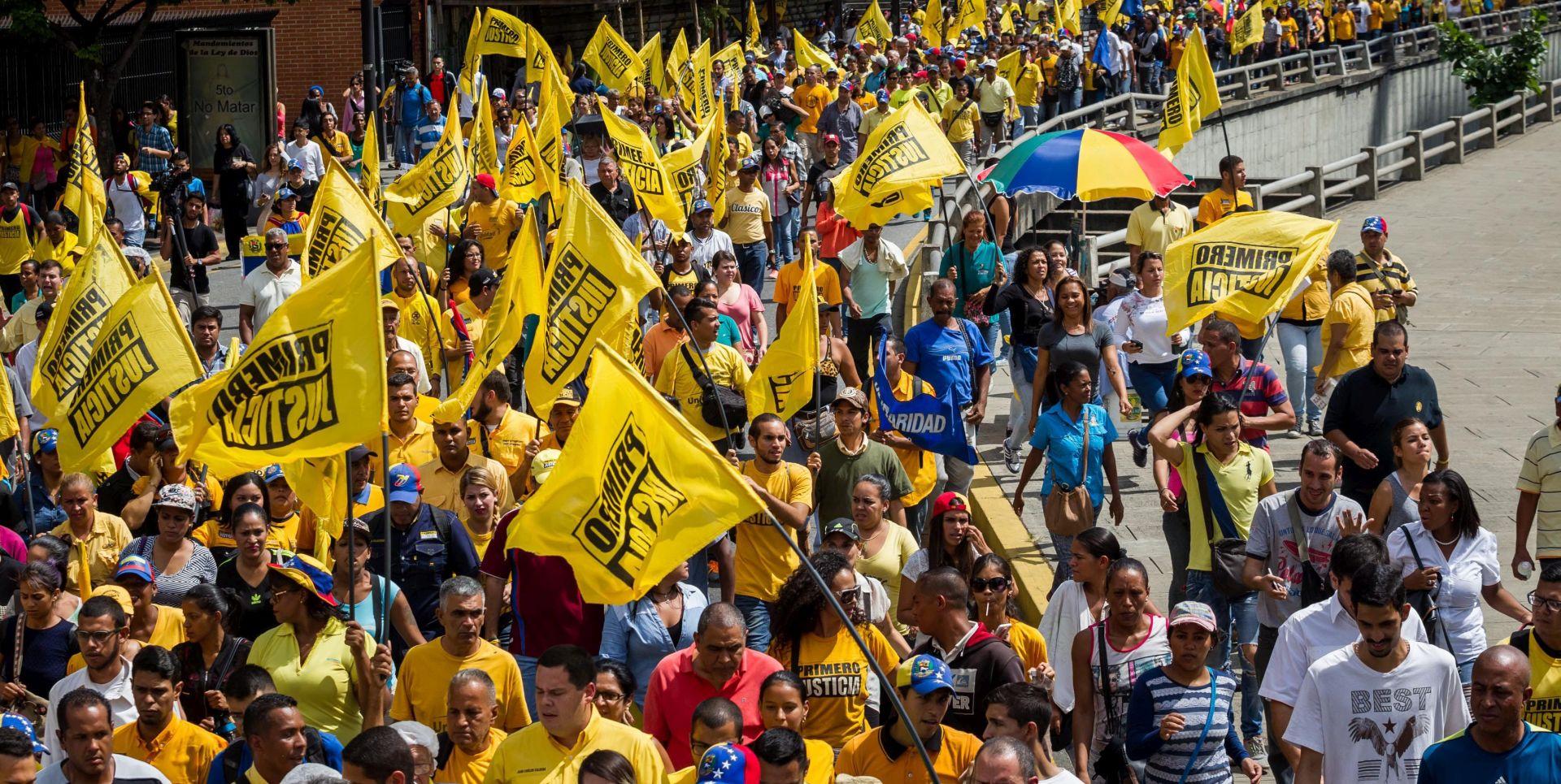 Venezuelanska oporba povukla se iz pregovora s vladom
