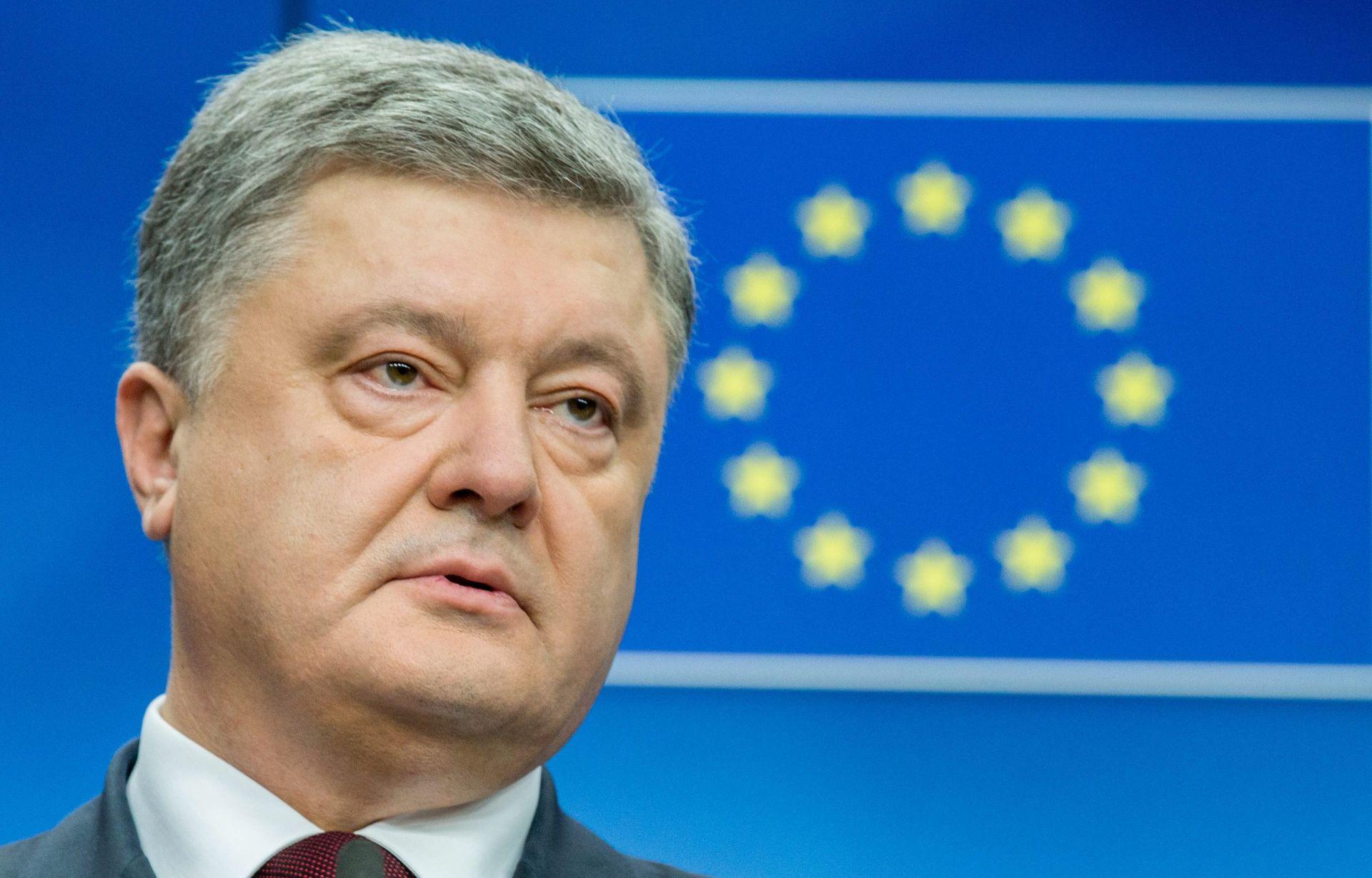 UKRAJINA Slavlje zbog ukidanje viza za EU