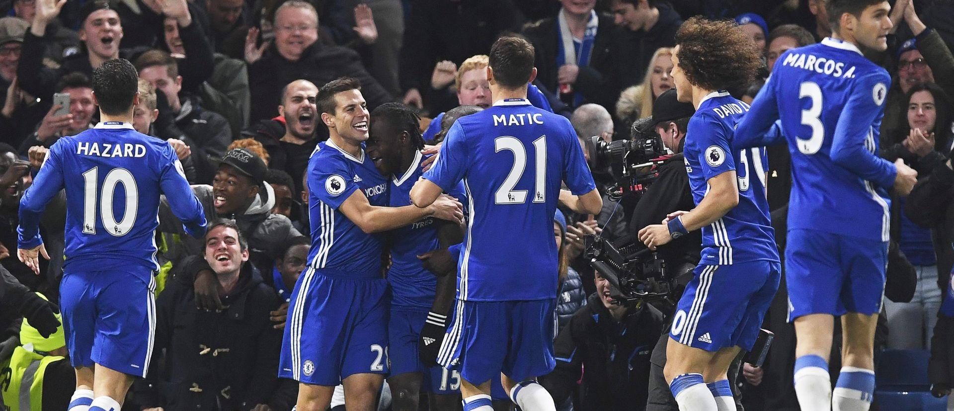 PREMIERLIGA Veliki preokret Chelsea, dva crvena za City