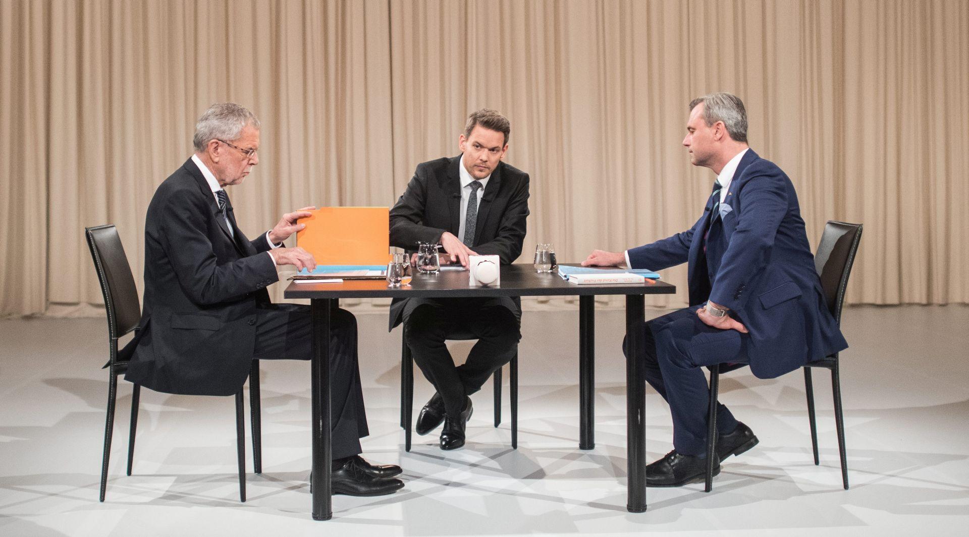 PROJEKCIJE Austrijanci nisu odabrali kandidata krajnje desnice na predsjedničkim izborima
