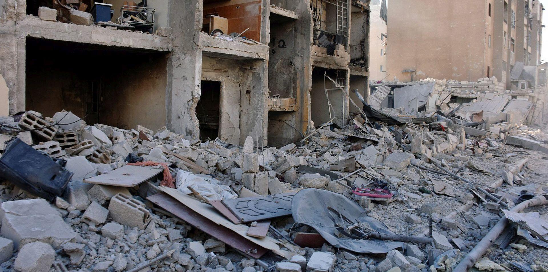 SIRIJA Vojska pozvala posljednje pobunjenike iz Aleppa da napuste grad