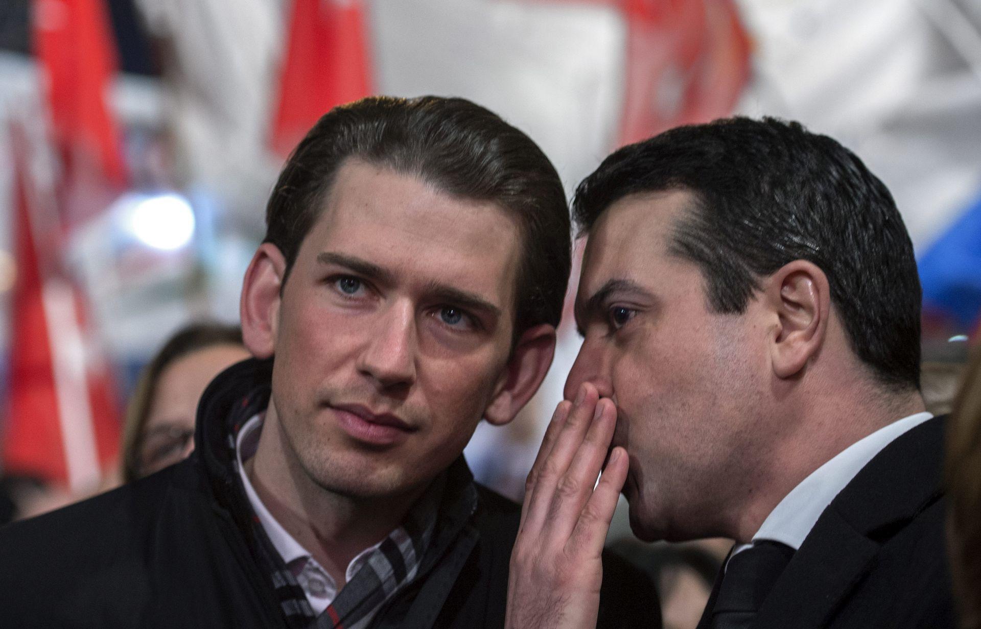 KURZ 'Austrija će staviti veto na pristupne pregovore s Turskom'