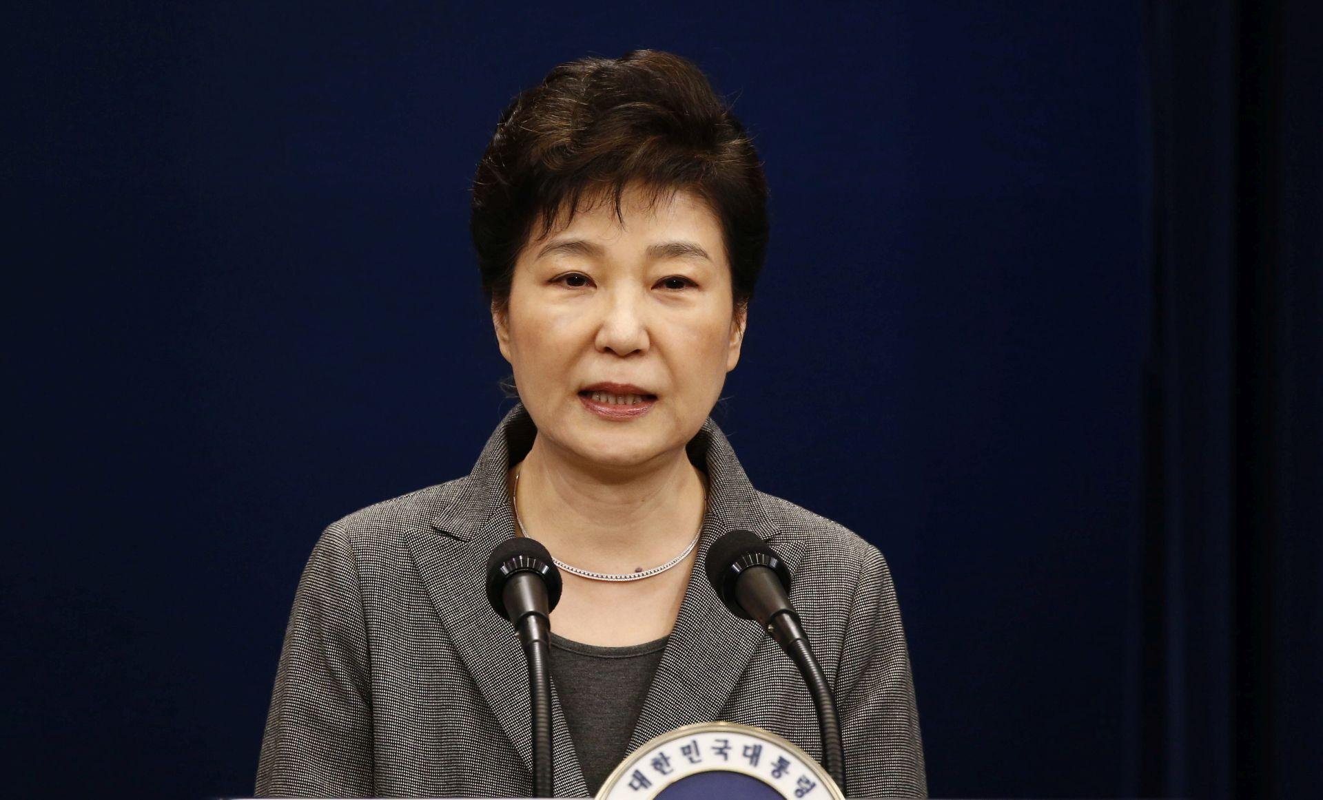 Južnokorejska oporba podnijela zahtjev za opoziv predsjednice
