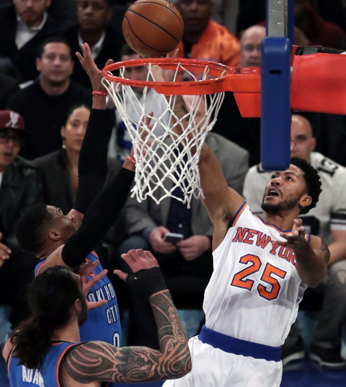 NBA Poraz Thundera kod kuće unatoč sjajnom Westbrooku