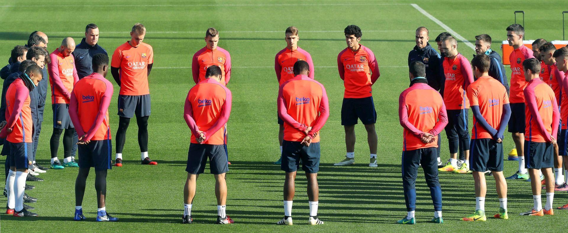 KUP KRALJA Barcelona remizirala s drugoligašem