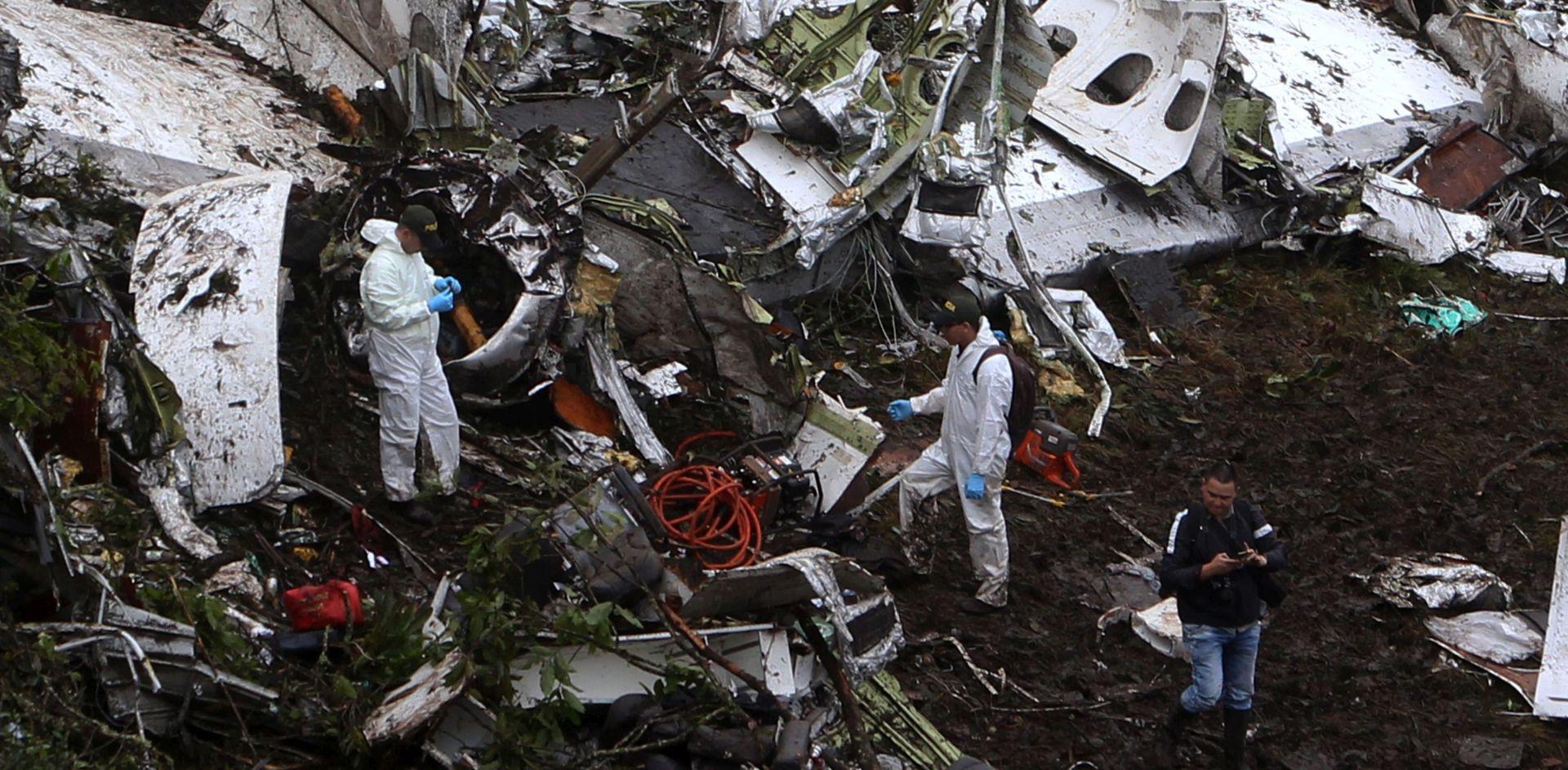 BOLIVIJSKA ISTRAGA Za pad aviona kod Medellina krivi pilot i aviokompanija
