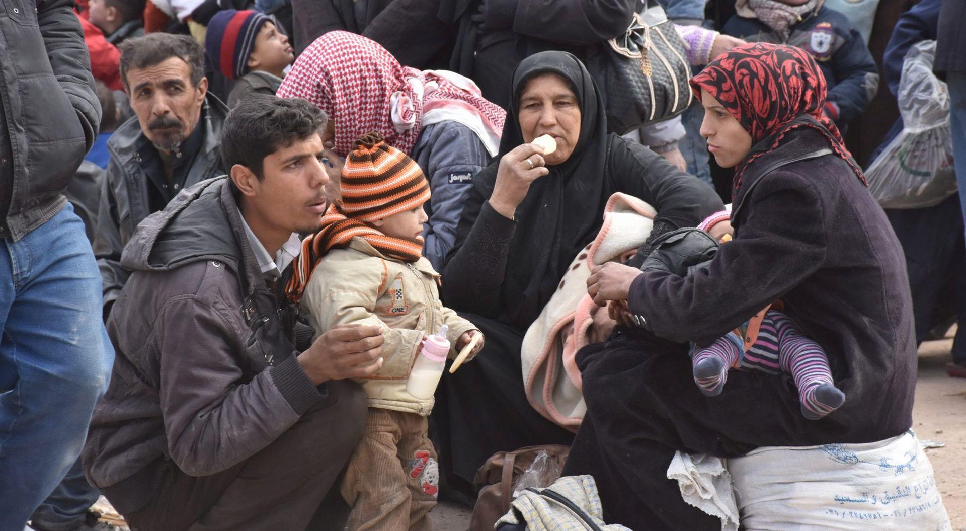 ALEPPO Snage sirijske vlade osvojile više od 70% istočnog dijela grada