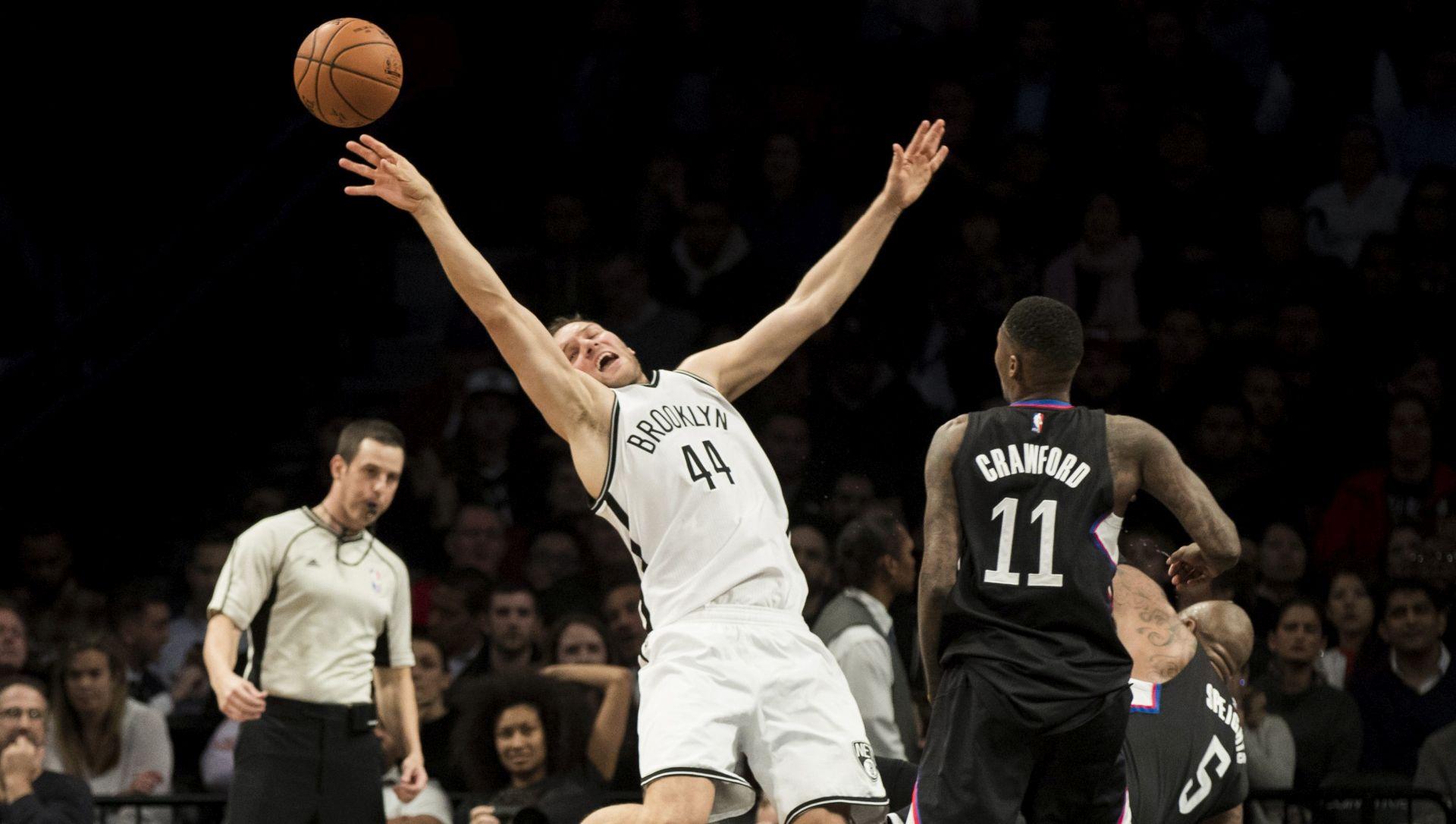 NBA Novi poraz Netsa, 13 koševa Bogdanovića