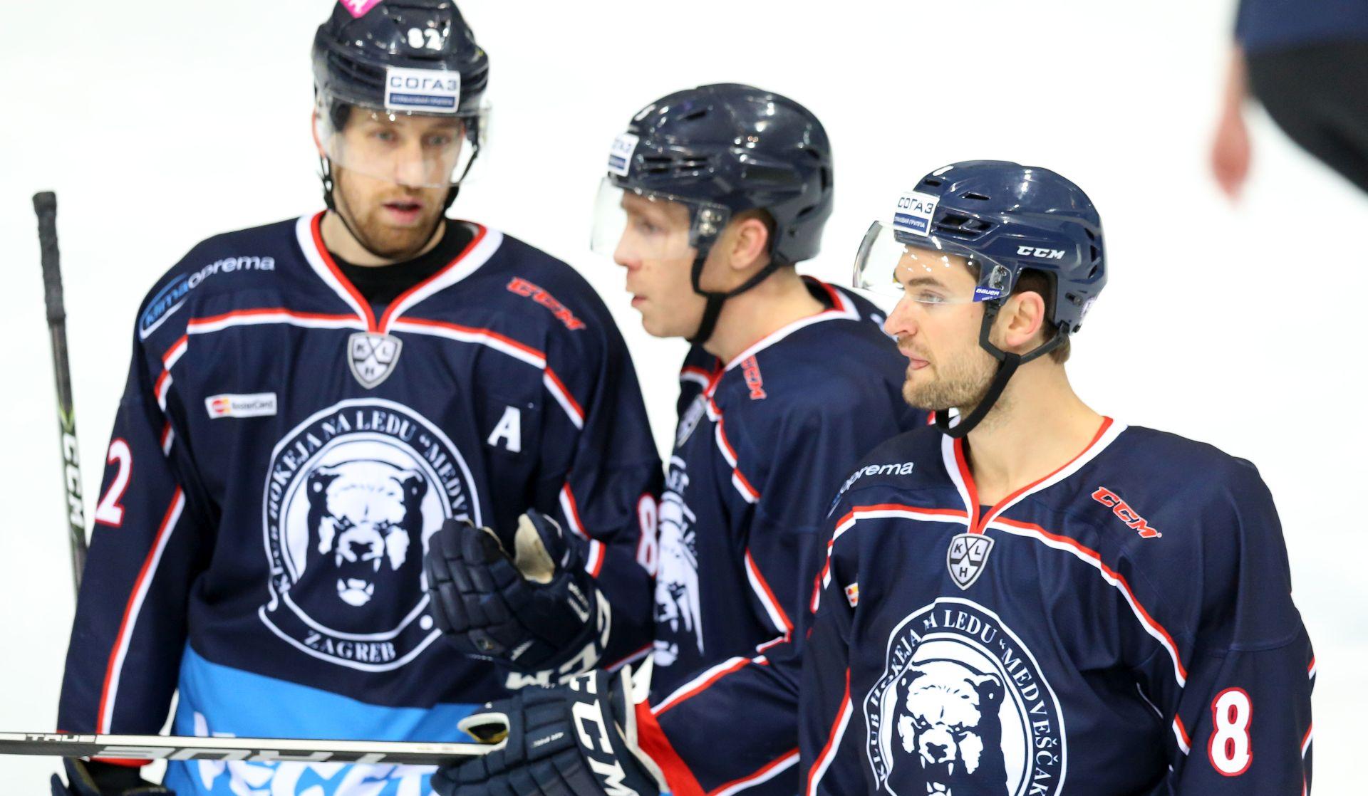 Dinamo Riga – Medveščak 0-4
