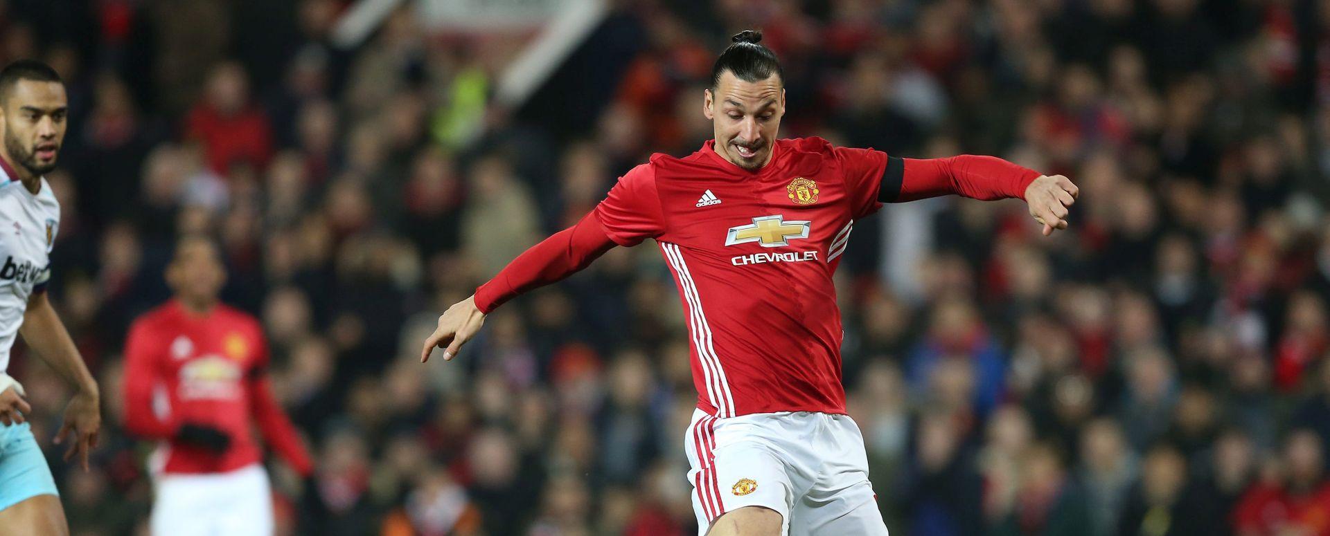 PREMIERLIGA United s igračem više remizirao s Bournemouthom, Ibrahimović promašio penal za pobjedu