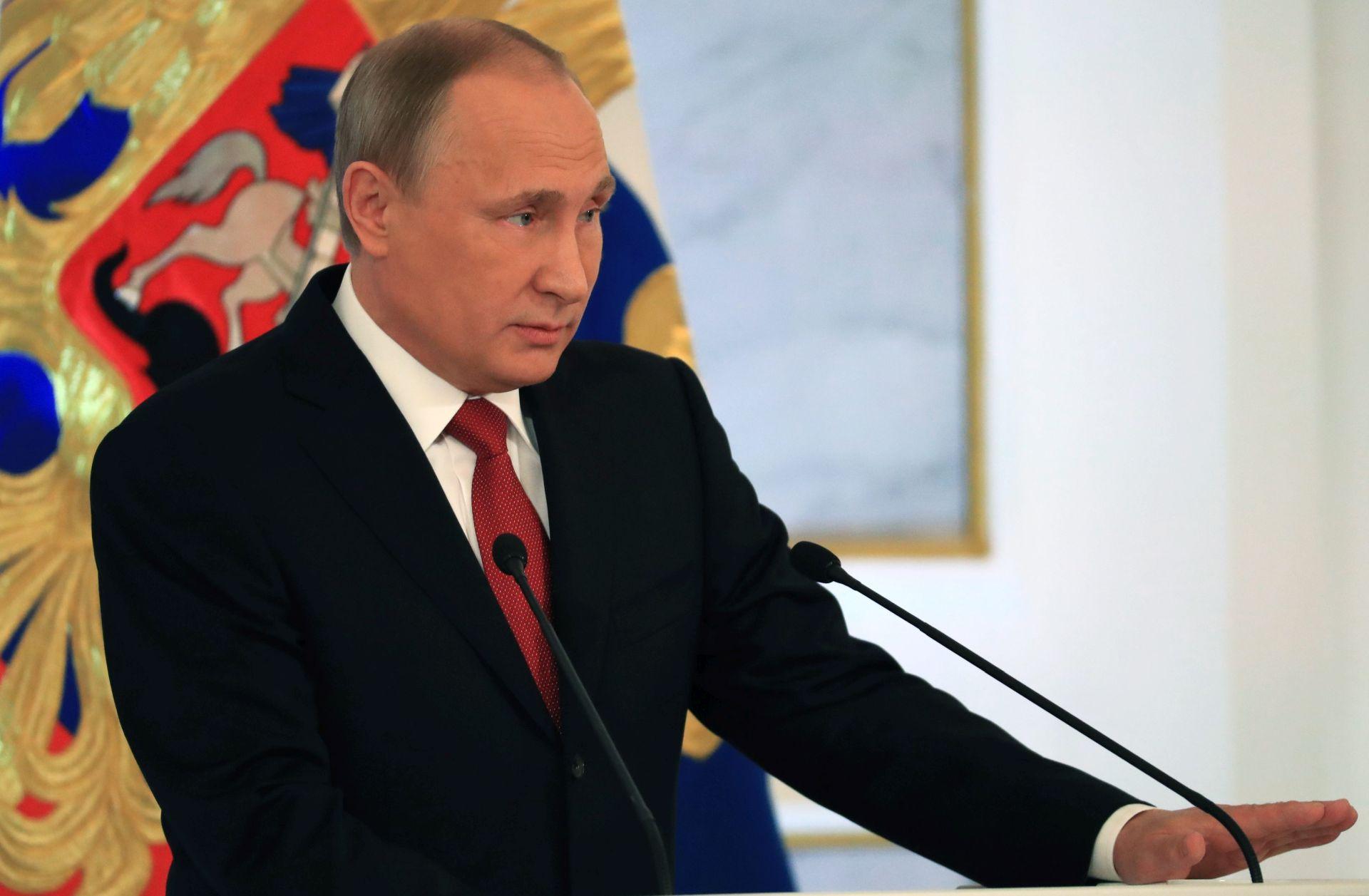 Putin podržava Trumpovu namjeru da poboljša odnose između dviju zemalja