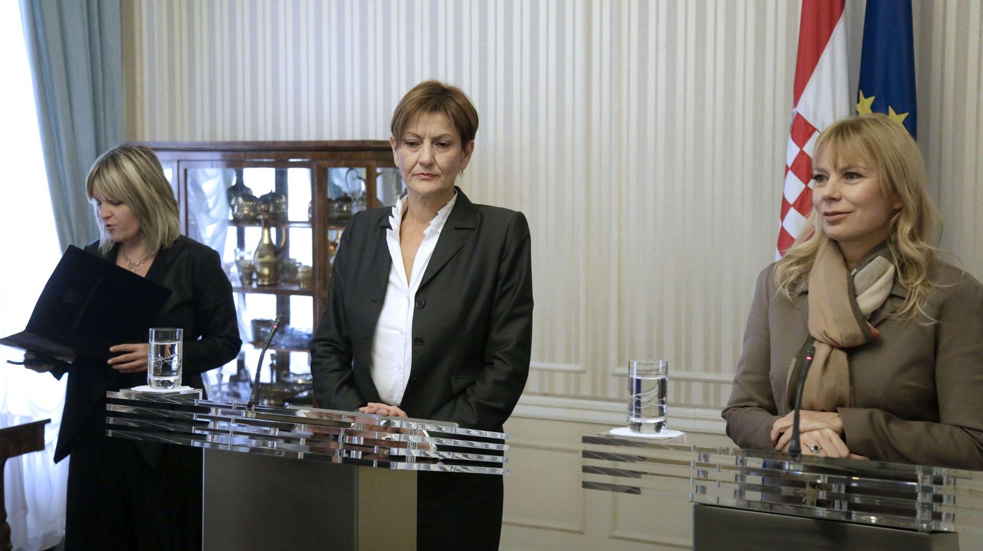 MARTINA DALIĆ 'INA je nacionalna i strateška tvrtka od koje se puno očekuje'