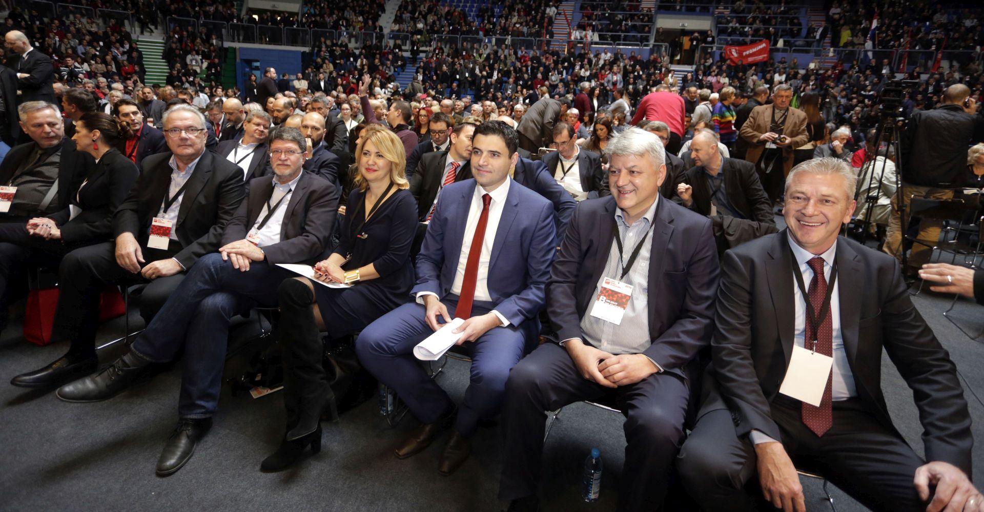 SDP-ova konvencija bira Predsjedništvo i Glavni odbor