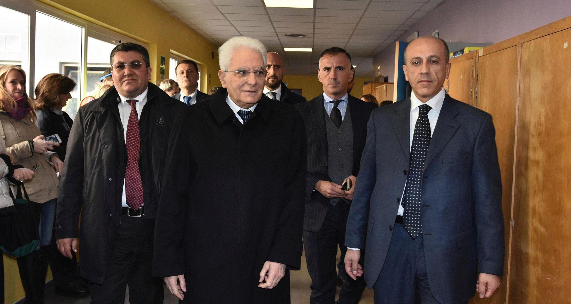 Talijanski predsjednik počeo konzultacije radi rješavanja političke krize