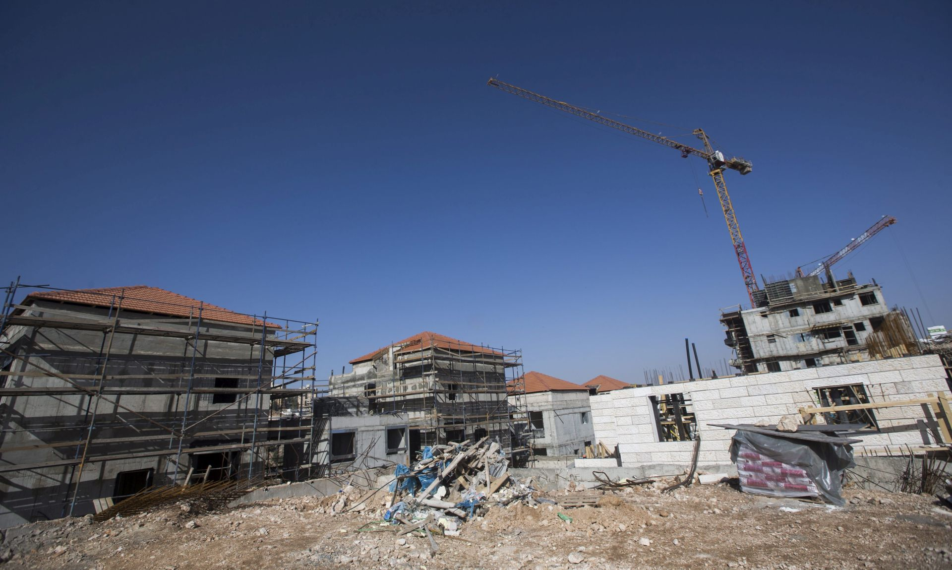 Abbas pozvao na raspravu o završetku izraelske okupacije Zapadne obale
