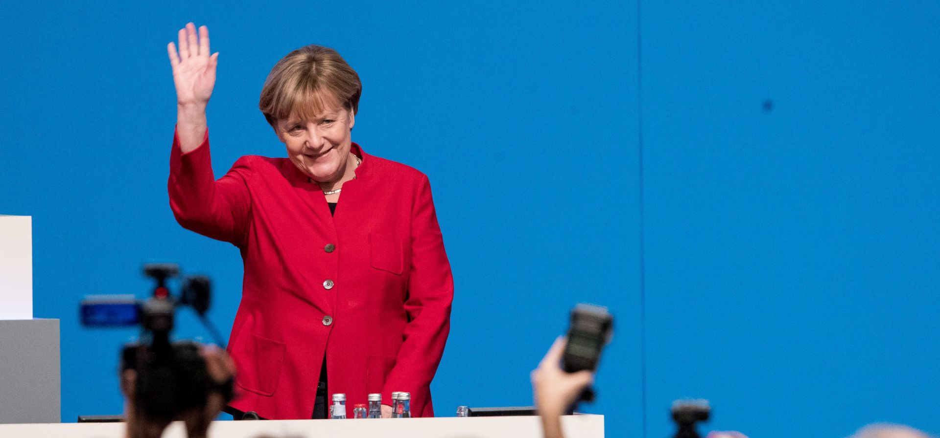 ČETVRTI MANDAT Merkel ponovno izabrana za predsjednicu CDU-a