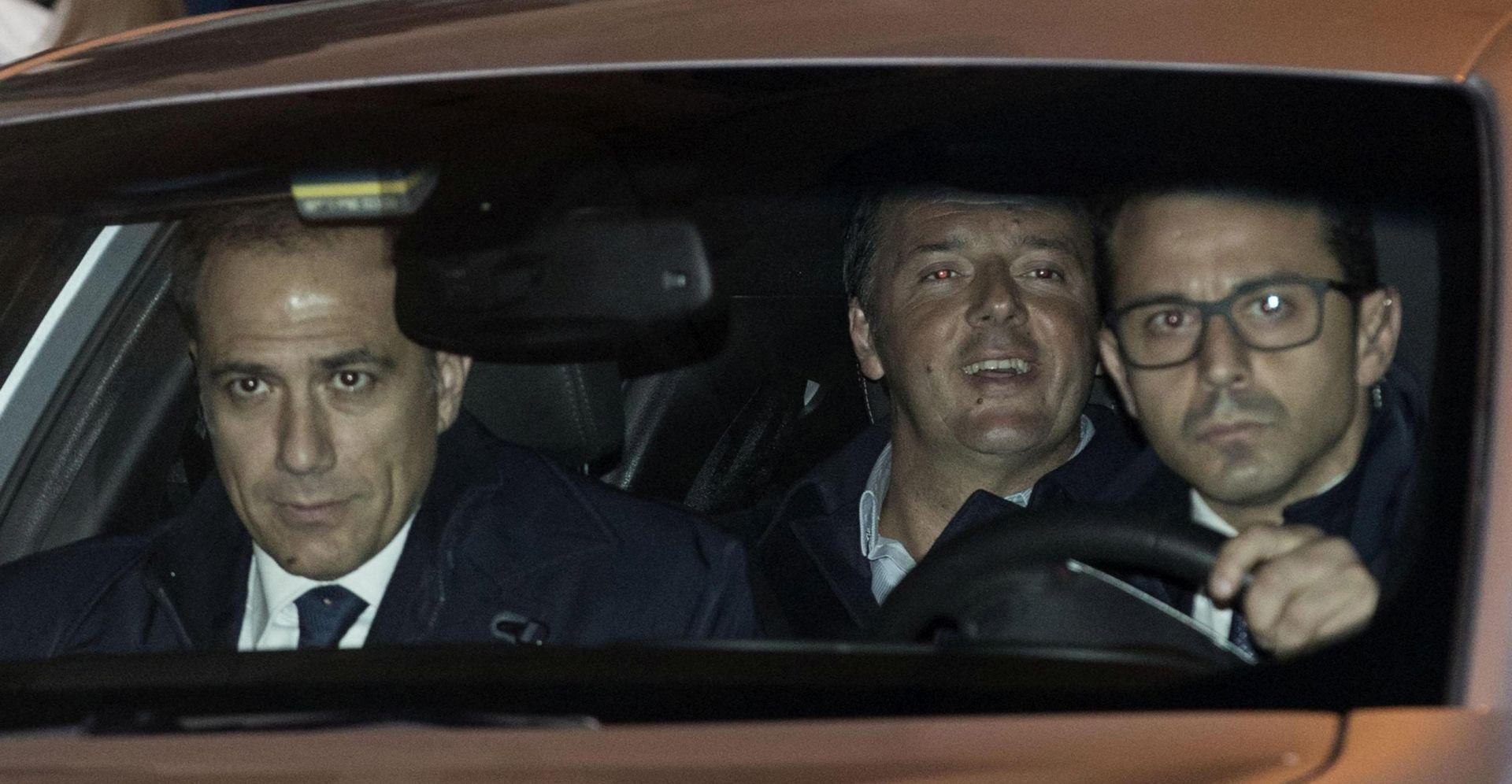 Matteo Renzi podnio ostavku na dužnost talijanskog premijera
