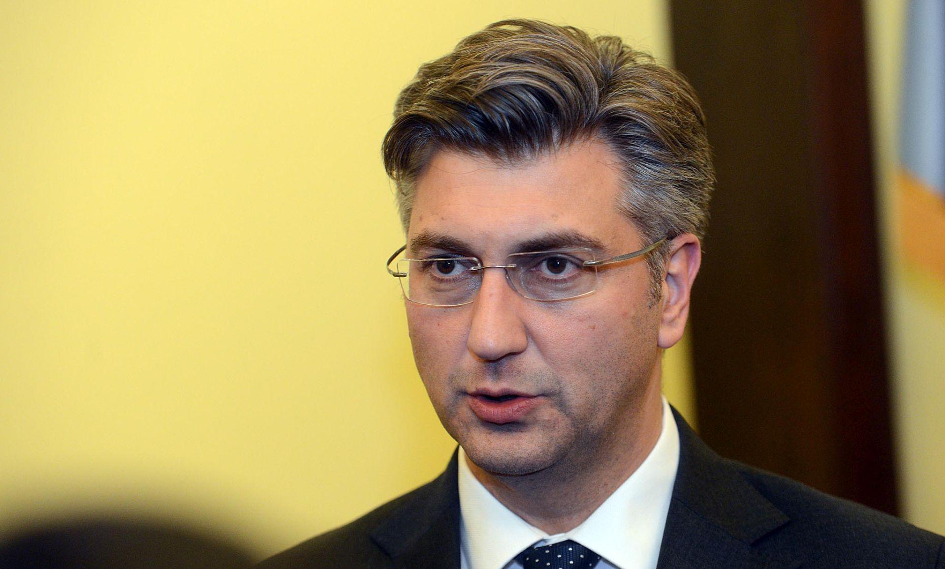 PLENKOVIĆ Vlada vraća INA-u u hrvatske ruke