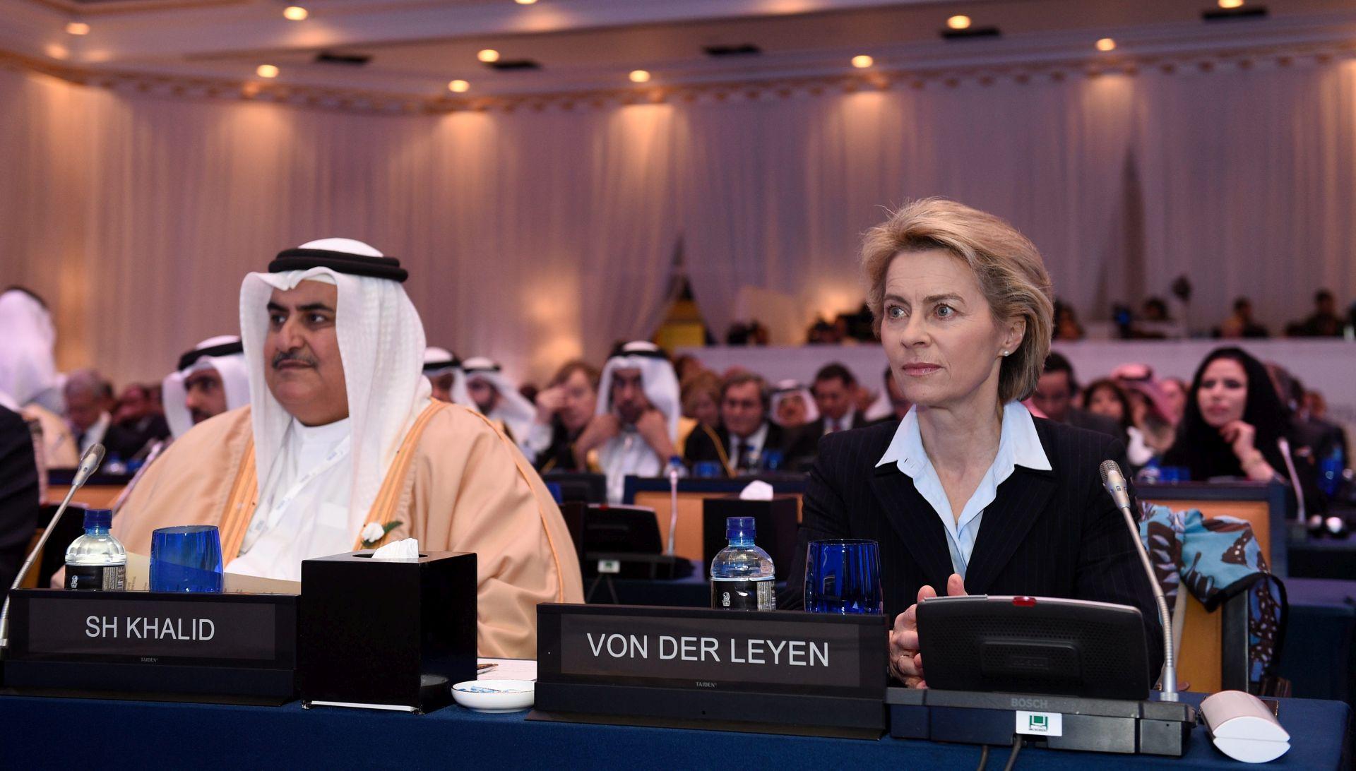Njemačka ministrica odbila odjenuti burku tijekom posjeta Saudijskoj Arabiji