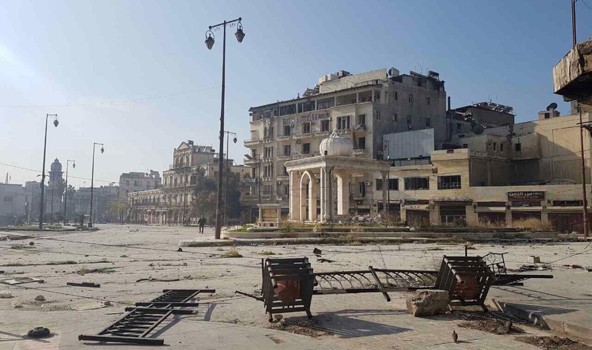 Alep je Staljingrad sirijskog rata