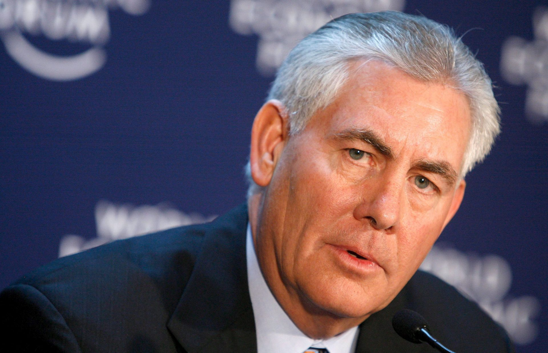 Čelnik Exxona mogao bi biti novi američki državni tajnik